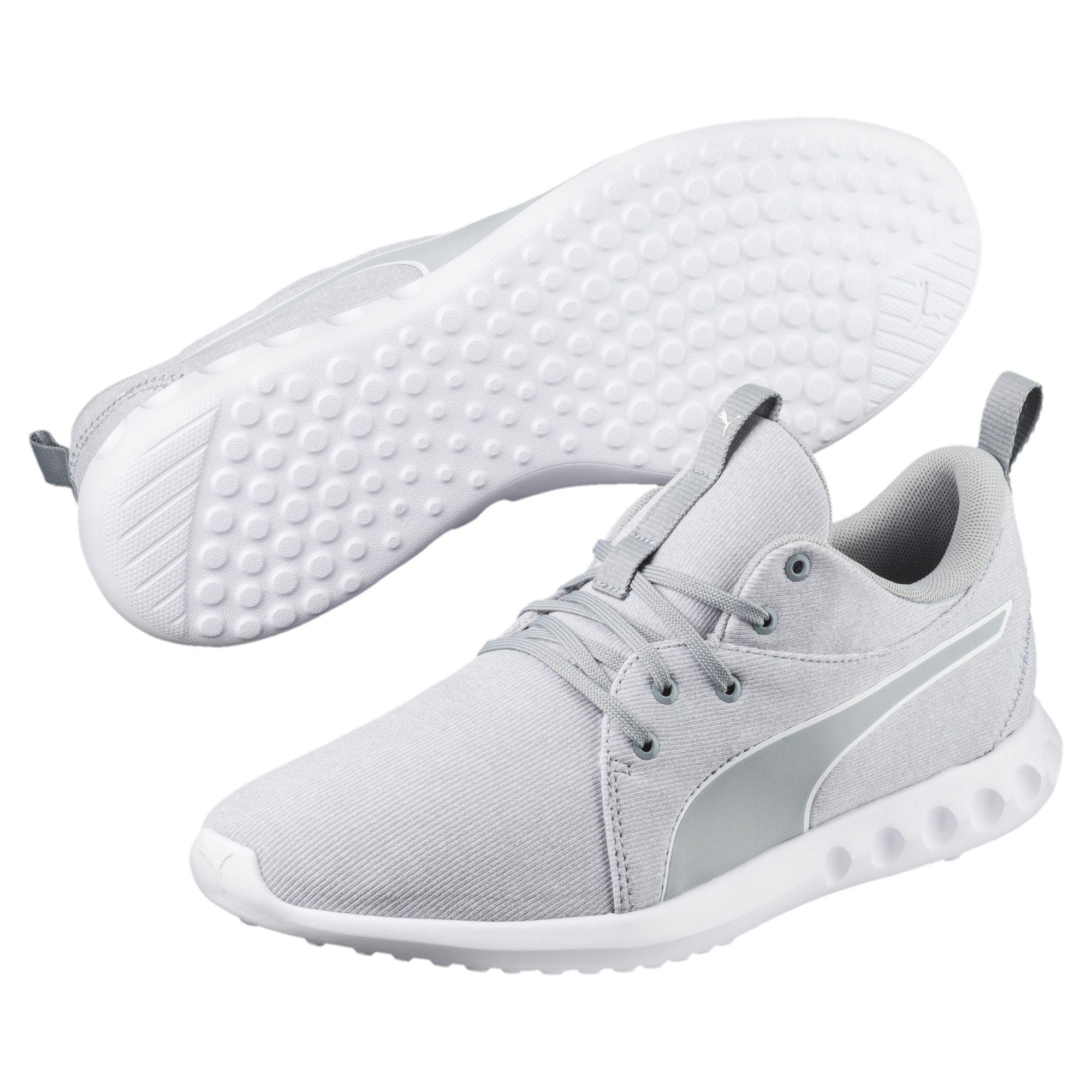 PUMA - White Carson 2 Men s Nautical Running Shoes for Men - Lyst. View  fullscreen a89359f68