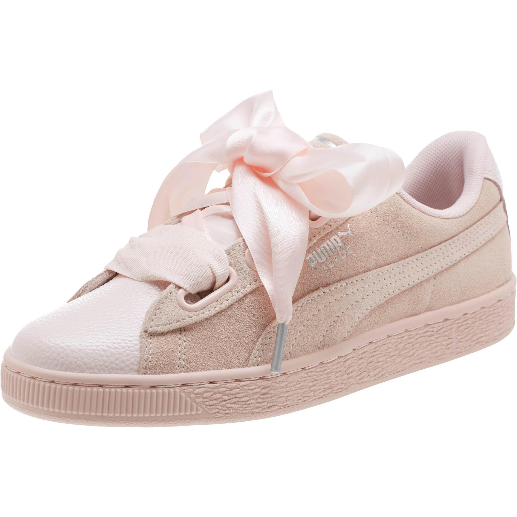 puma heart bubble