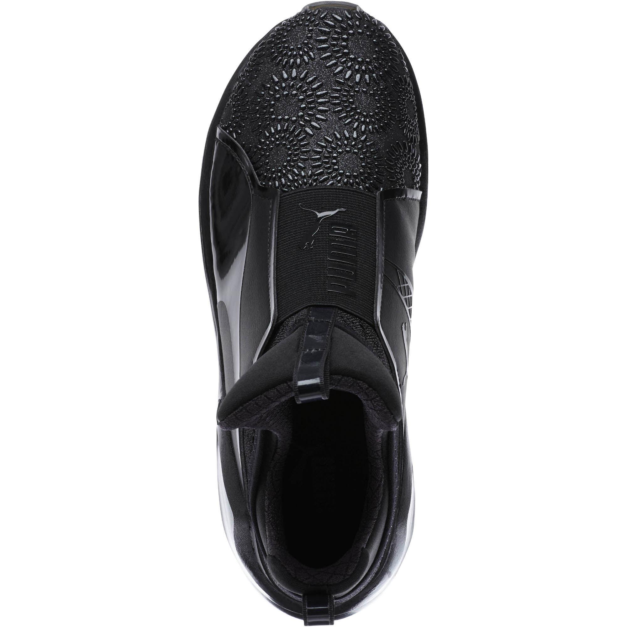 c3fa306e1055 Lyst - PUMA Fierce Kurim Women s Training Shoes