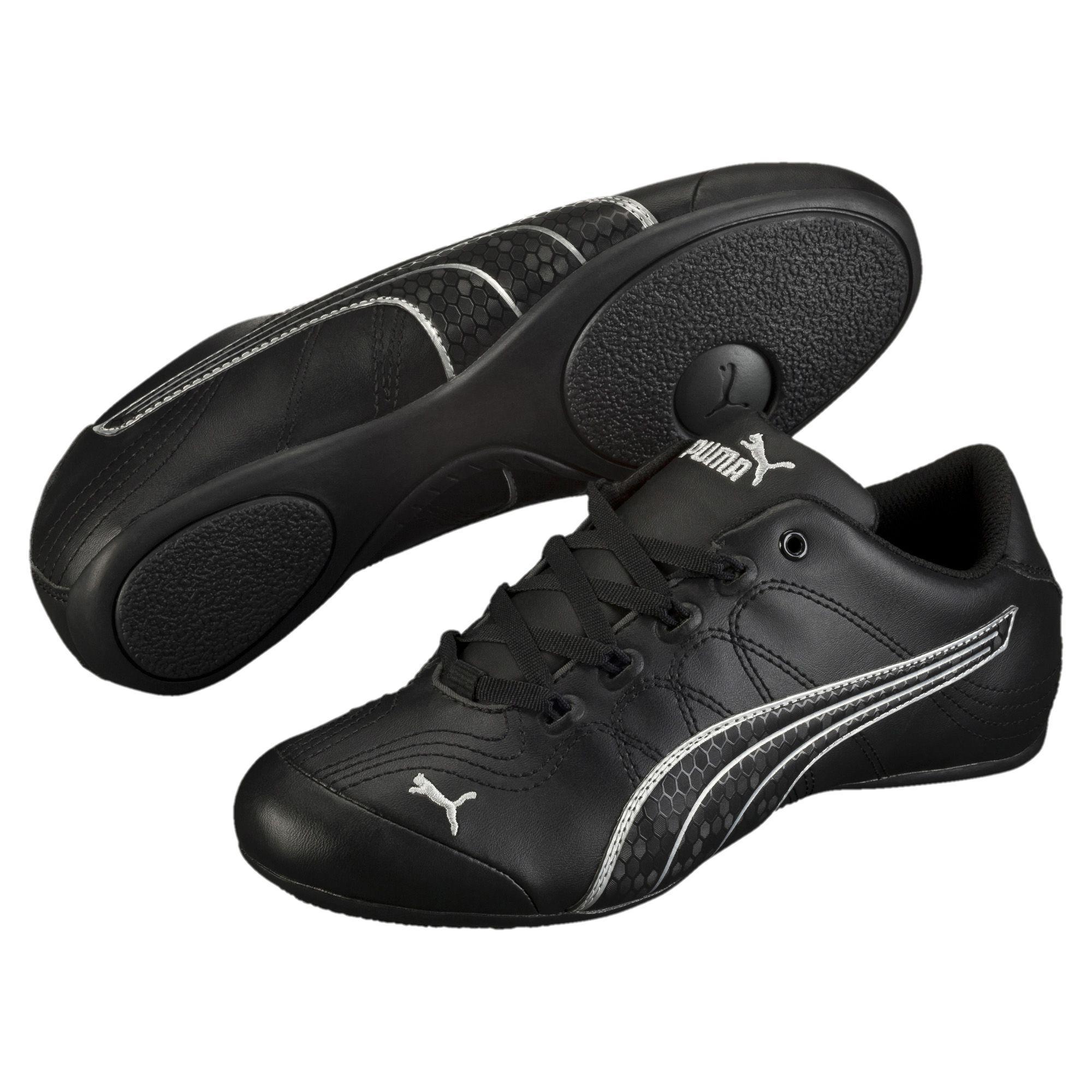 0dc5c4e944f Lyst - PUMA Soleil V2 Comfort Fun Women s Sneakers in Black