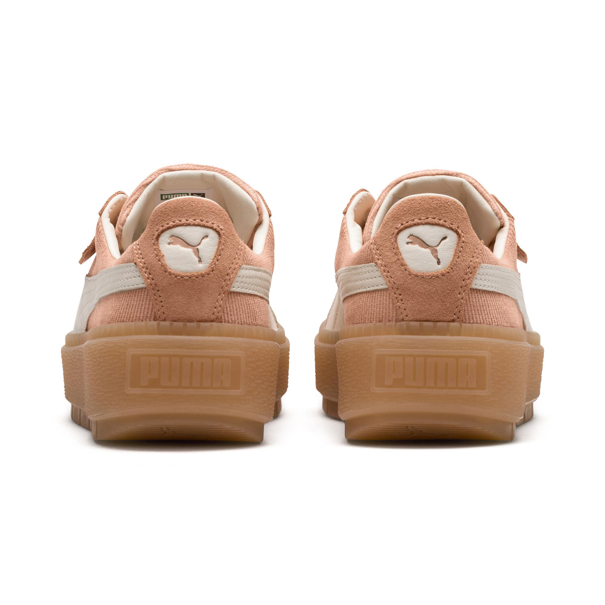67b8121c11be PUMA - Multicolor Platform Trace Corduroy Women s Sneakers - Lyst. View  fullscreen