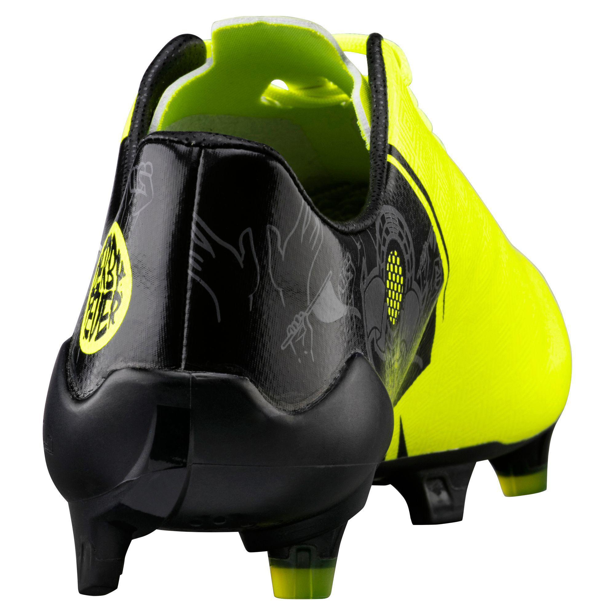 51799dc16fb7 Lyst - PUMA Evospeed 17.sl-s Reus Df Fg Men s Firm Ground Soccer ...