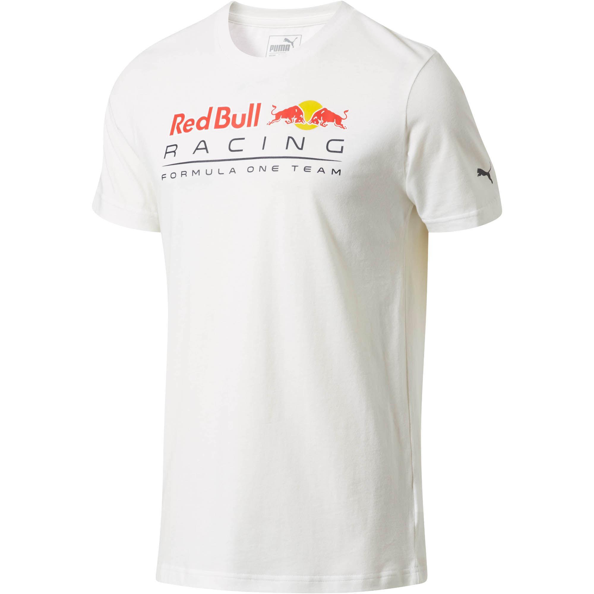c7ebd62d1384e Lyst - PUMA Red Bull Racing T-shirt in White for Men