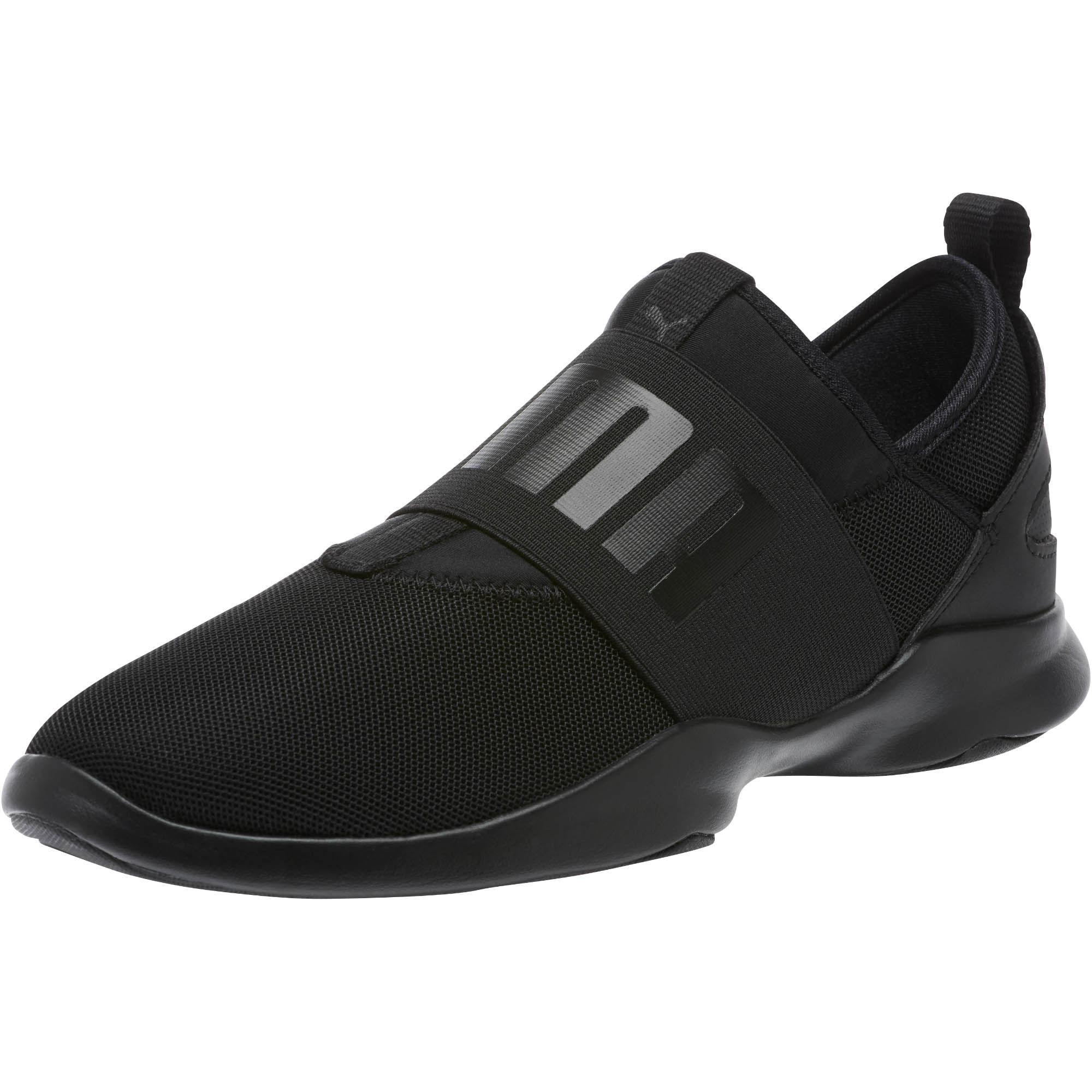 Lyst - PUMA Dare Women s Slip-on Sneakers in Black ba1b76a65e