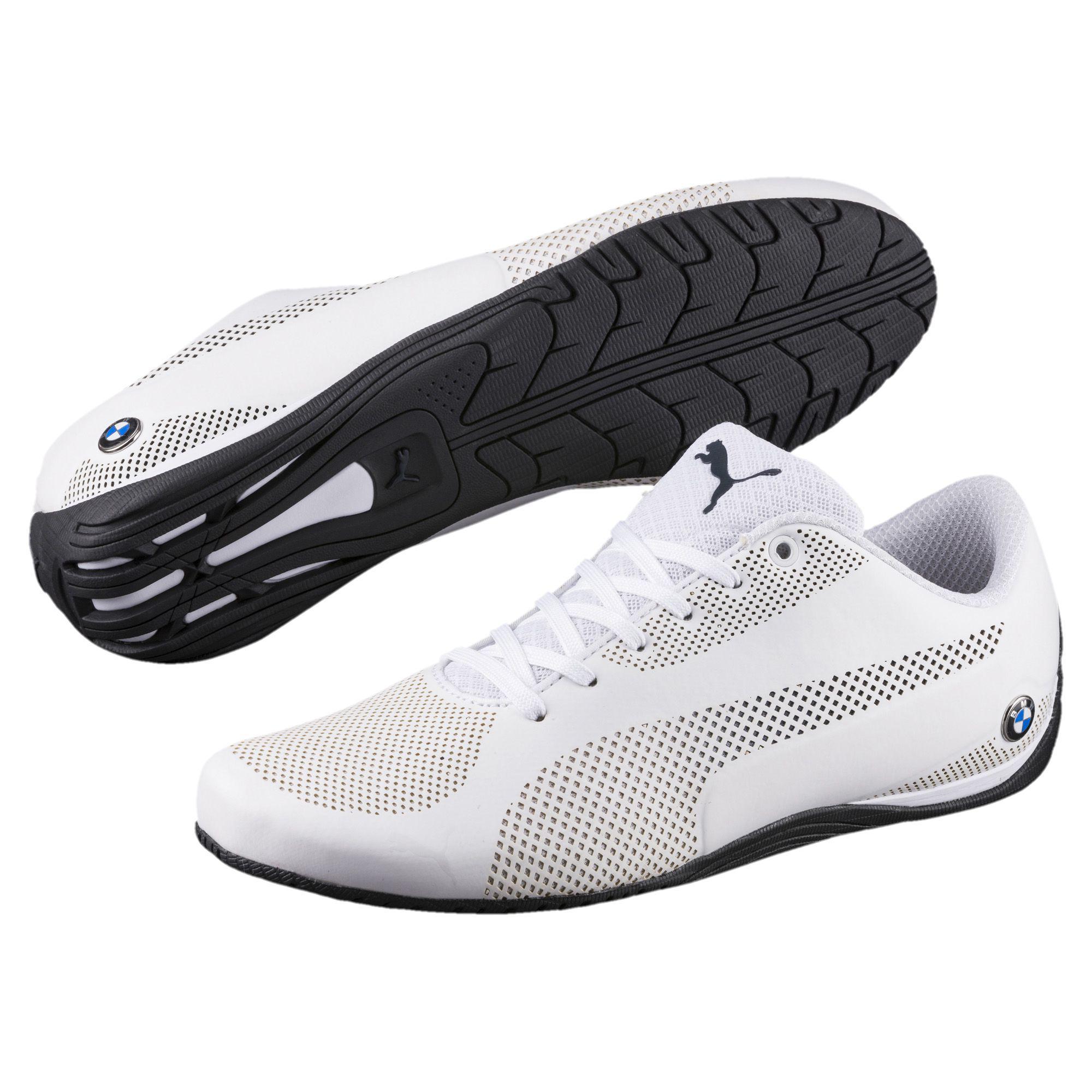 e16063c410db78 PUMA - White Bmw Motorsport Drift Cat 5 Ultra Training Shoes for Men -  Lyst. View fullscreen