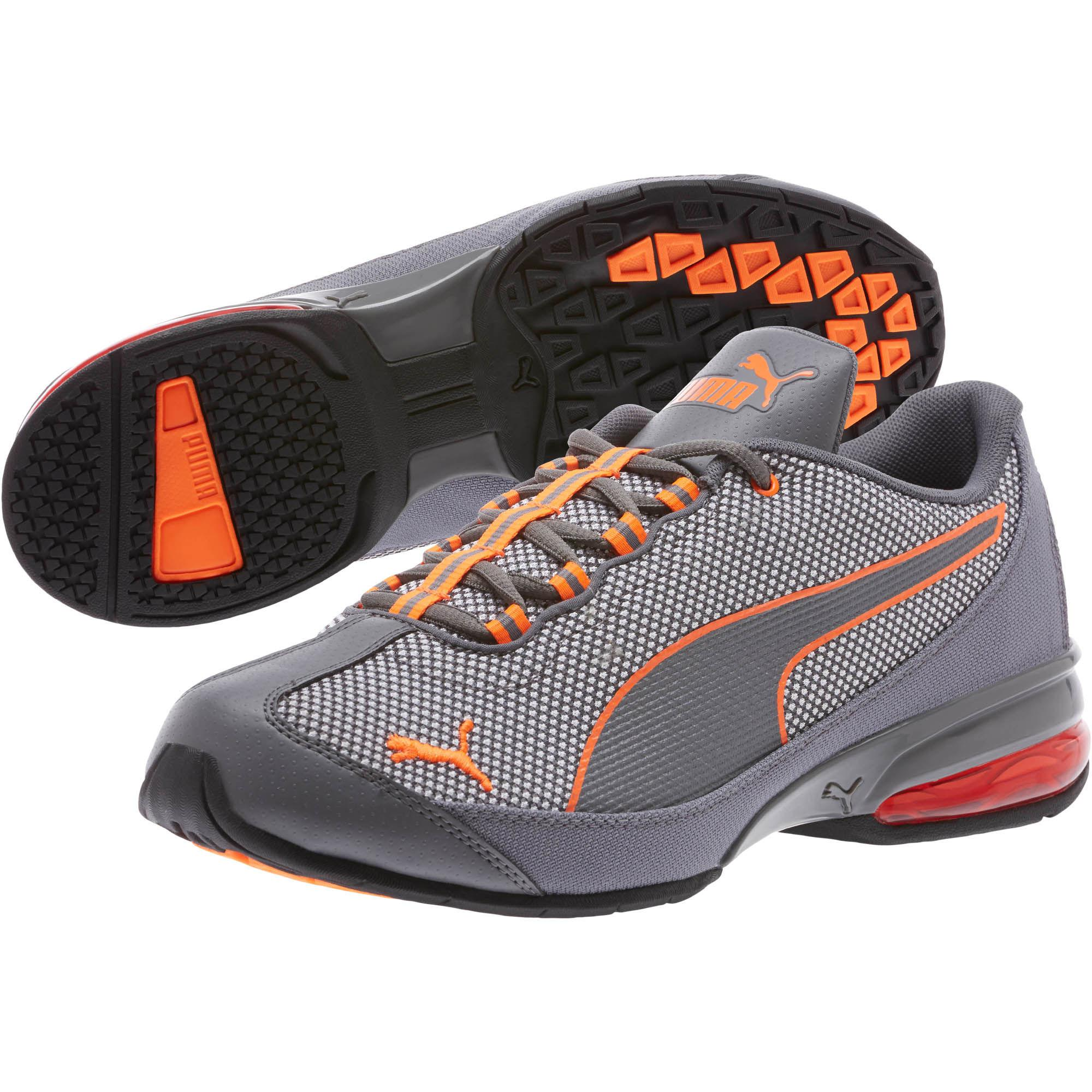 3b24ab7b408ebc Lyst - PUMA Reverb Knit Men s Running Shoes for Men