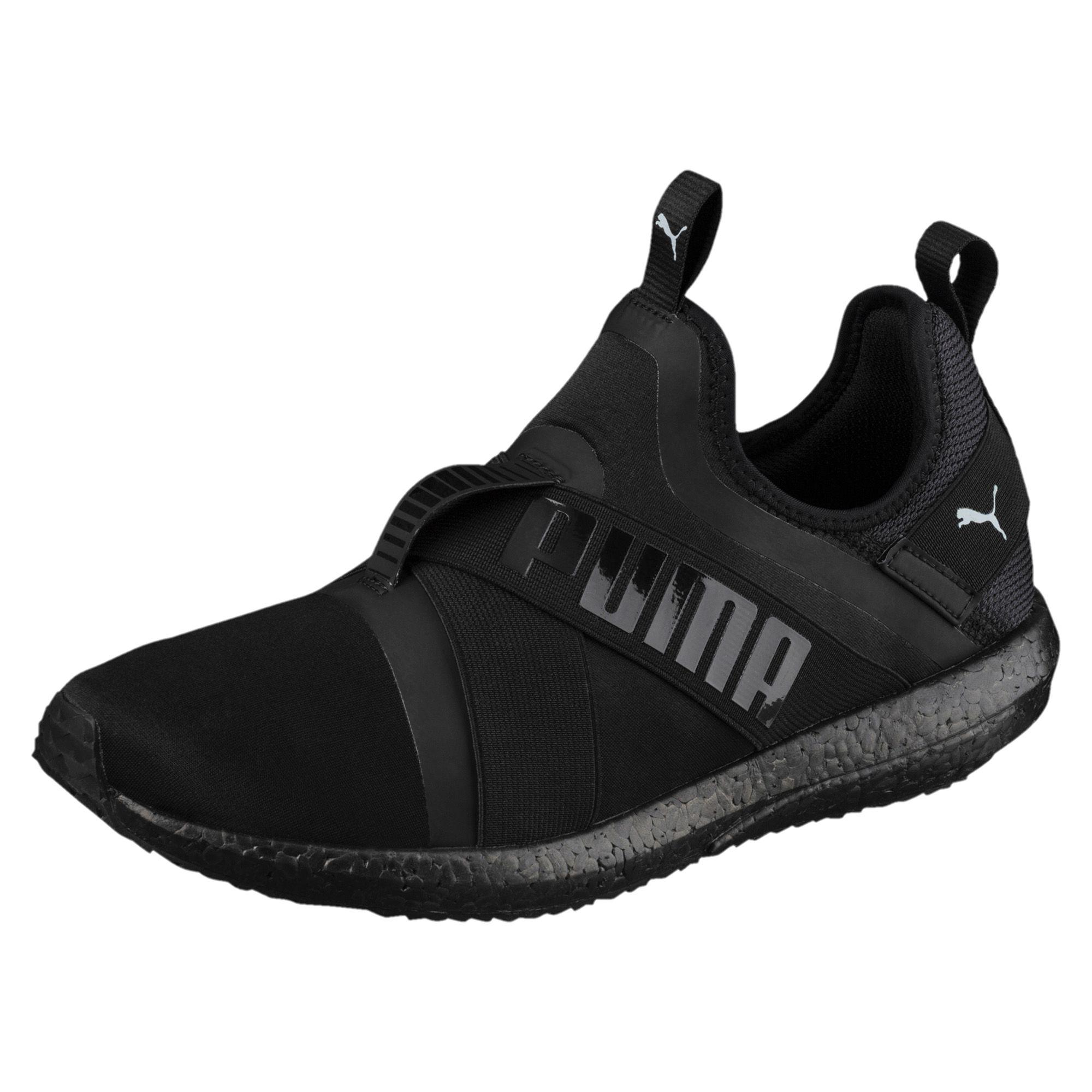 Lyst - PUMA Mega Nrgy X Men s Running Shoes in Black for Men 5930a8c91