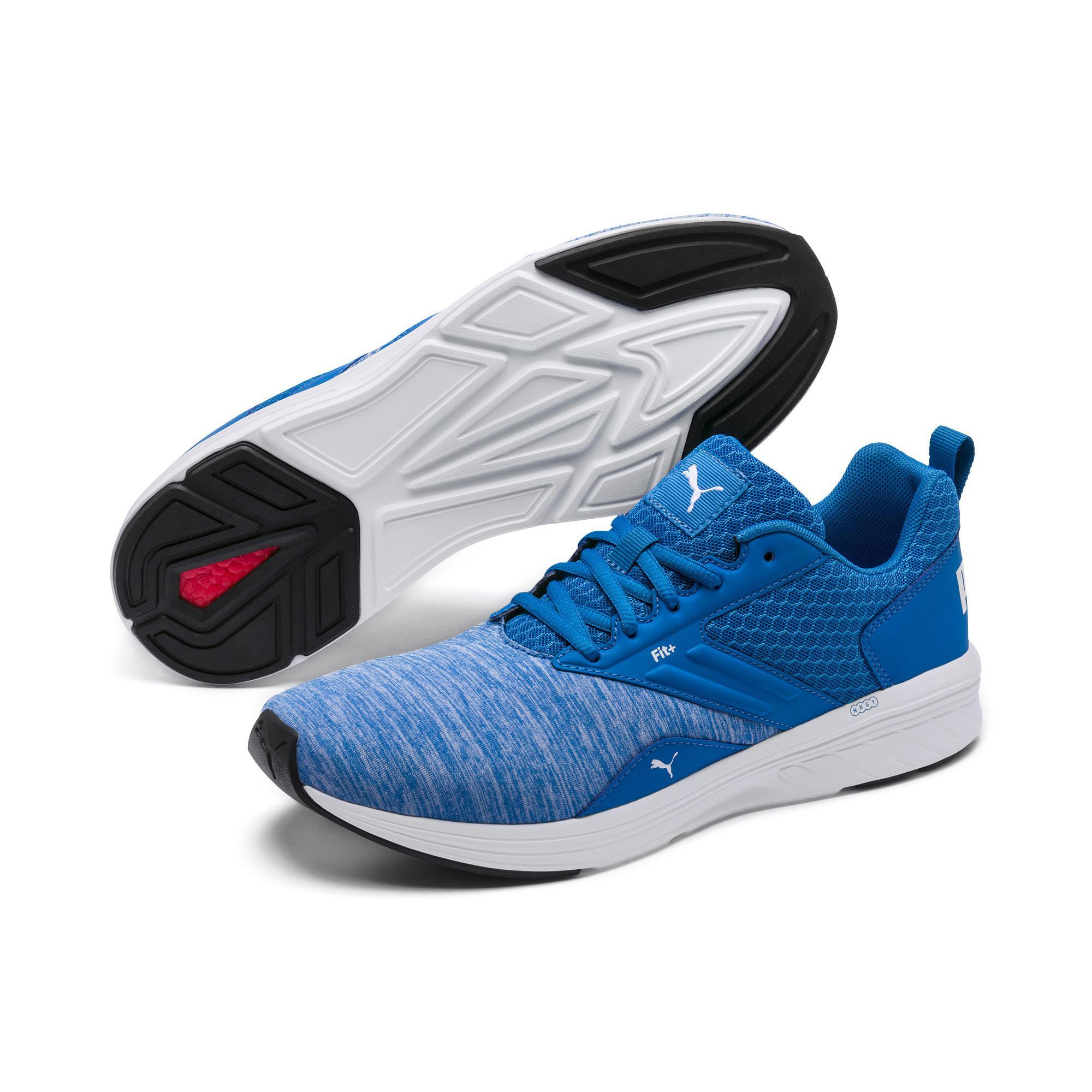 c11cf2ac22af28 PUMA - Blue Nrgy Comet Running Shoes for Men - Lyst. View fullscreen