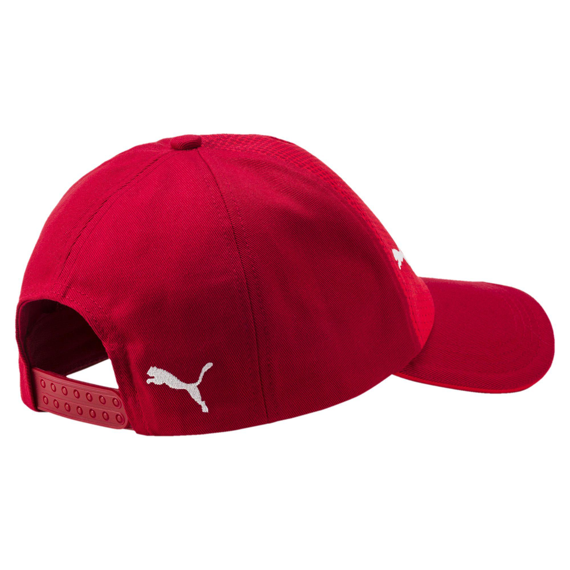 29f4ccce062 Lyst - PUMA Arsenal Hat in Red for Men
