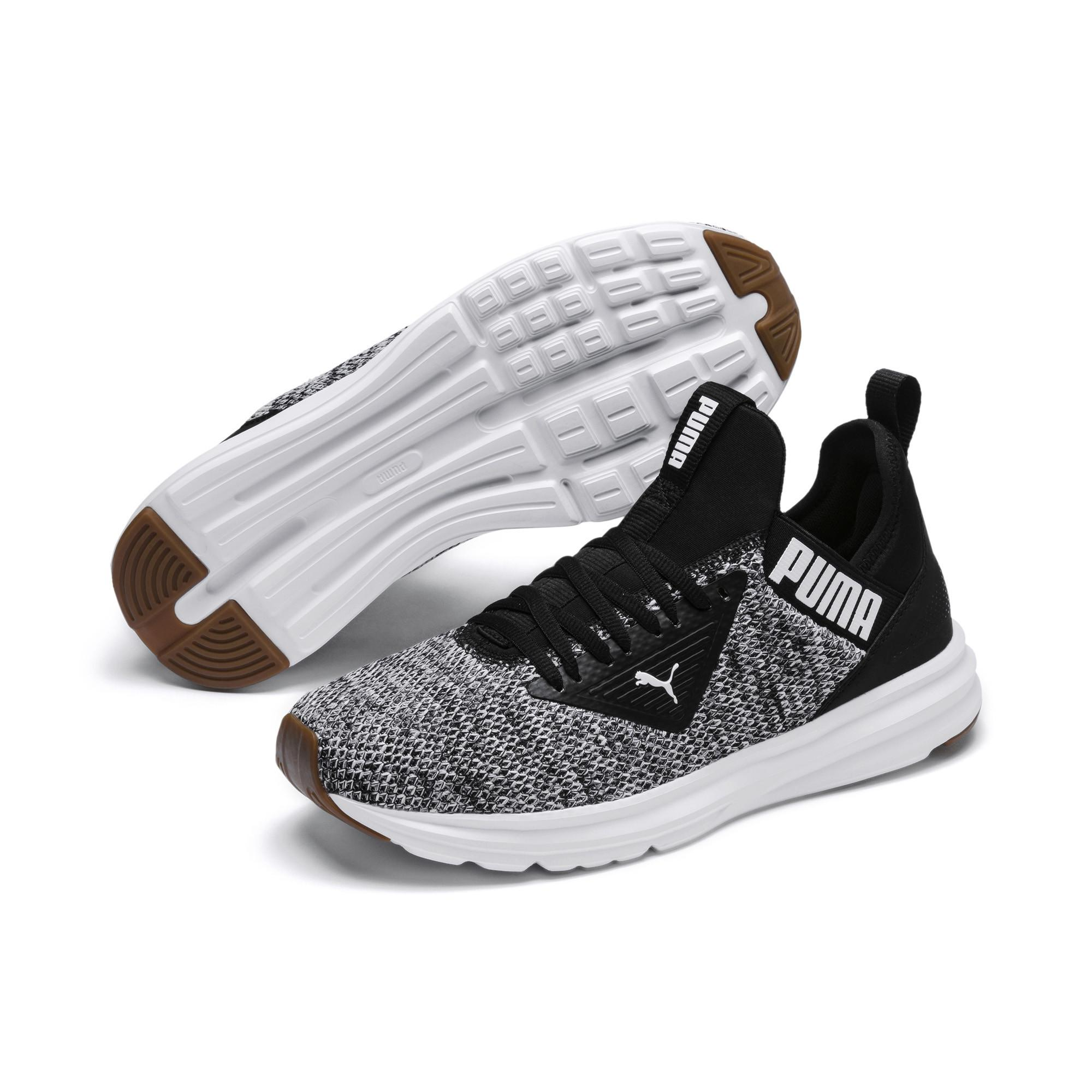 a2901118abc Lyst - PUMA Enzo Beta Woven Men s Training Shoes in Black for Men