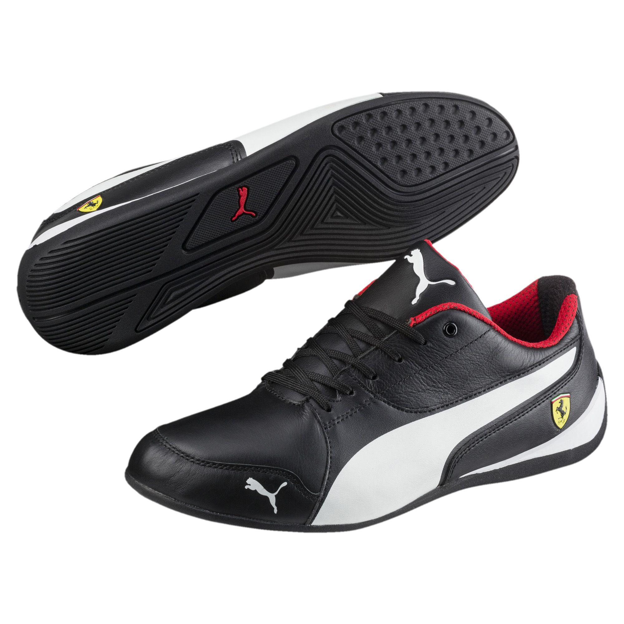 for rosso men gallery lyst belt puma shoes s in red corsa co ferrari sneakers roma mens