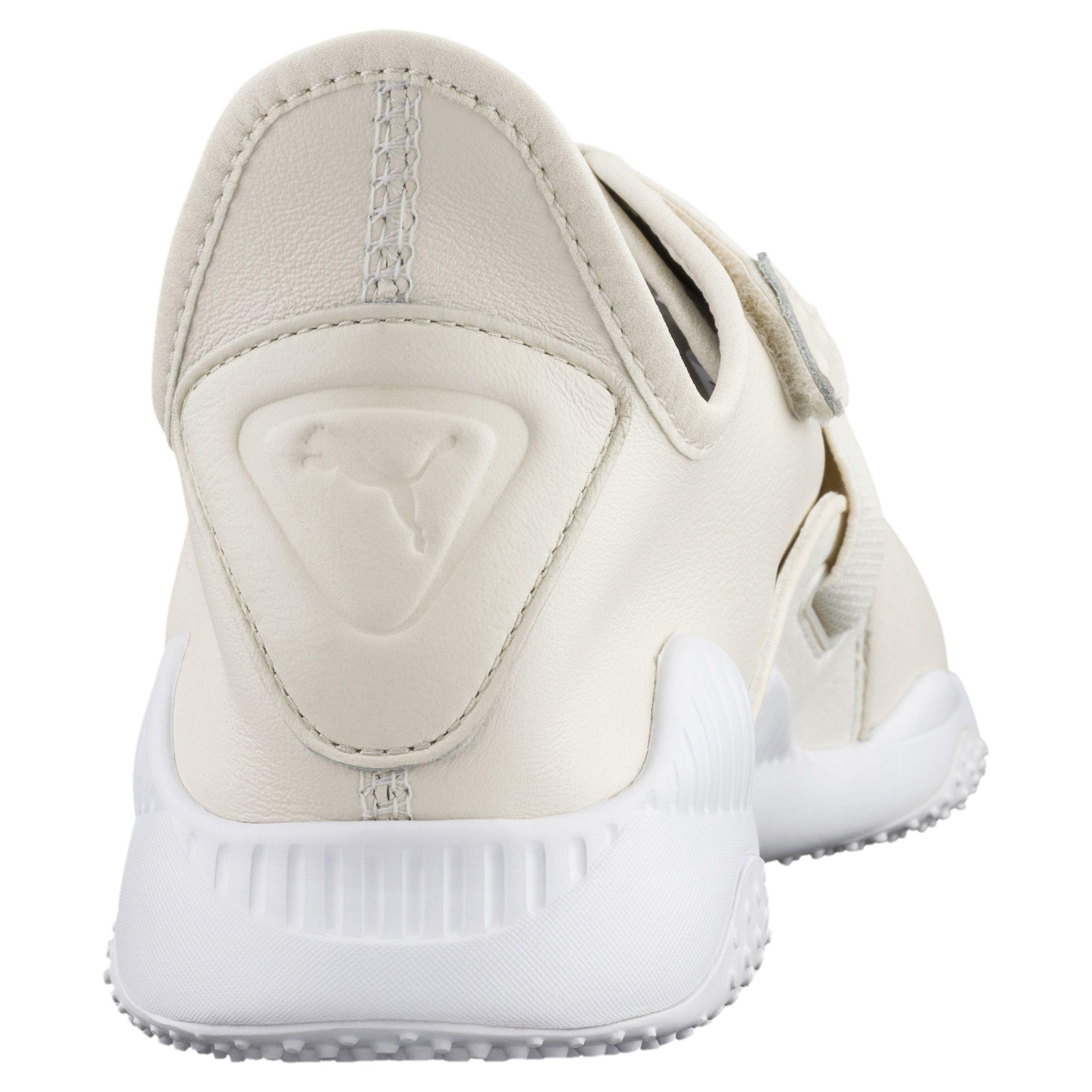 puma AVID Lux Sneakers bianca