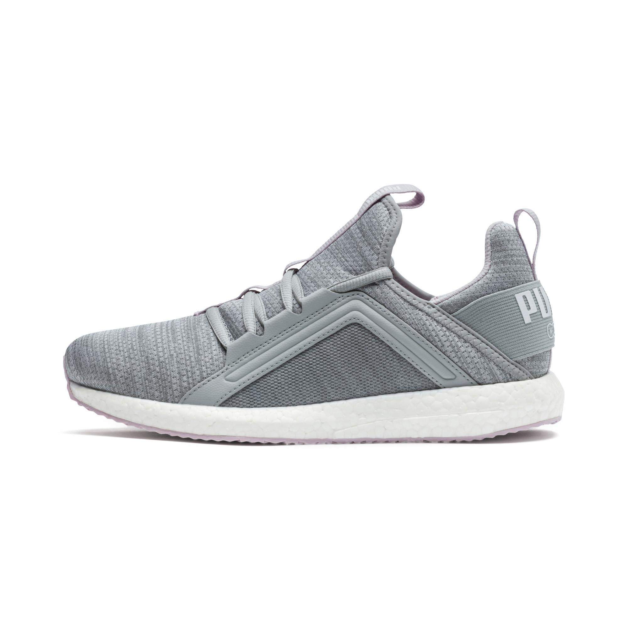 cbc0e449572678 Lyst - PUMA Mega Nrgy Heather Knit Women s Running Shoes - Save 28%