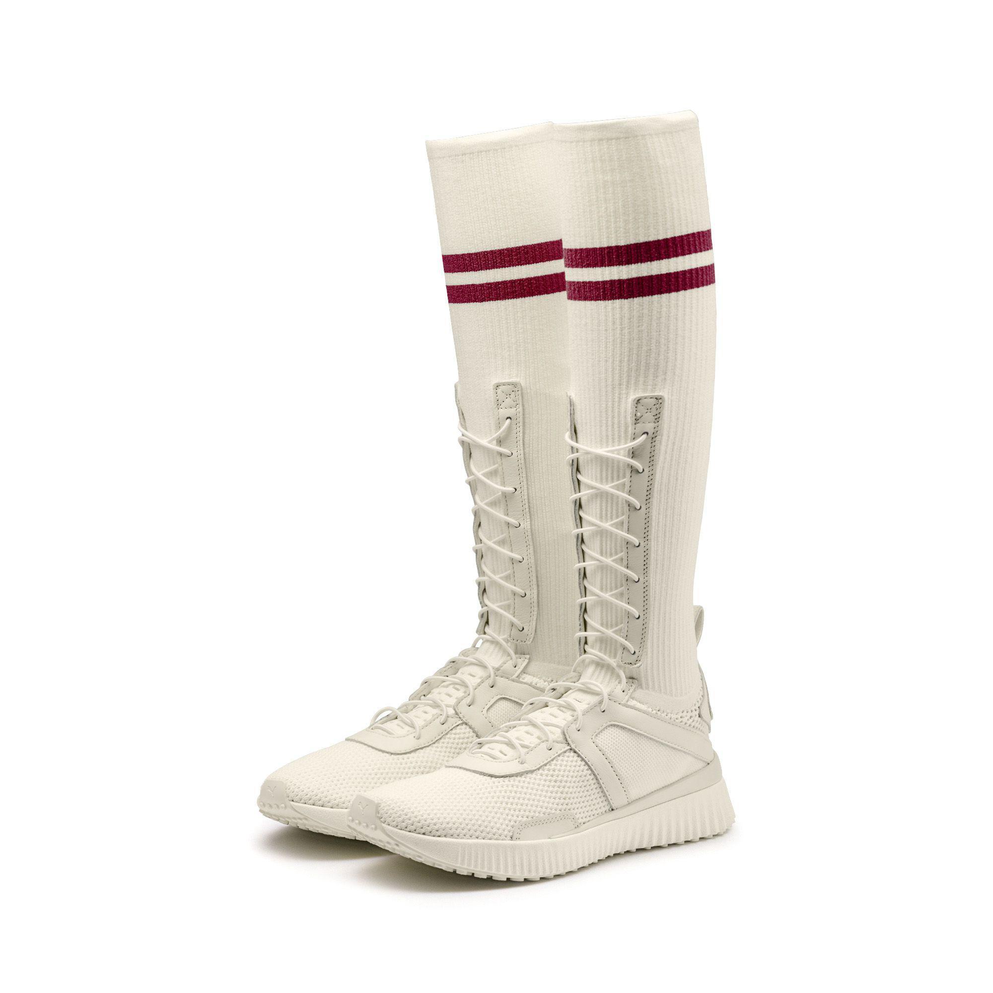 Lyst - PUMA Fenty Trainer Hi Sneakers cdc81457b