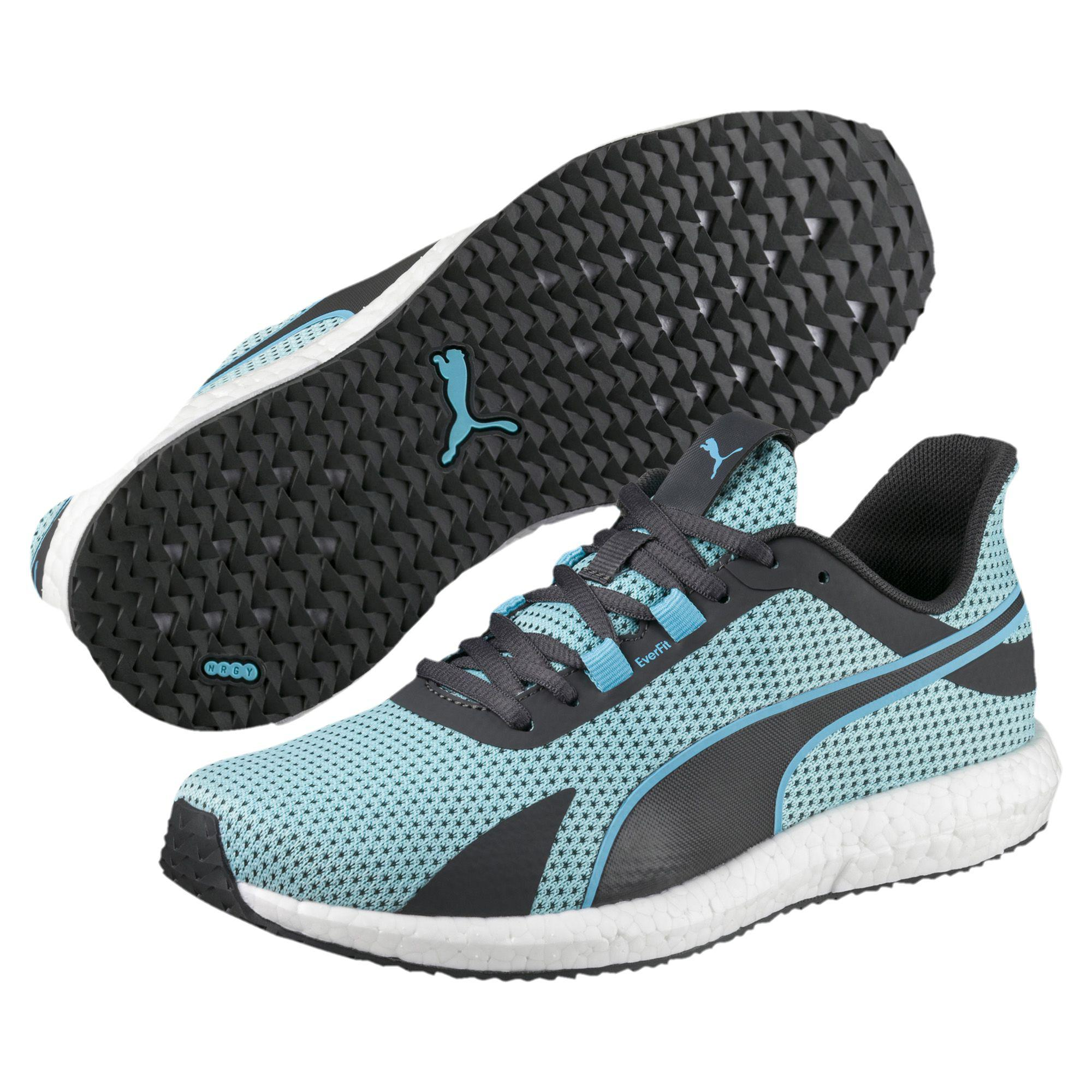 beedaa24191 Lyst - PUMA Mega Nrgy Turbo Women s Running Shoes in Blue