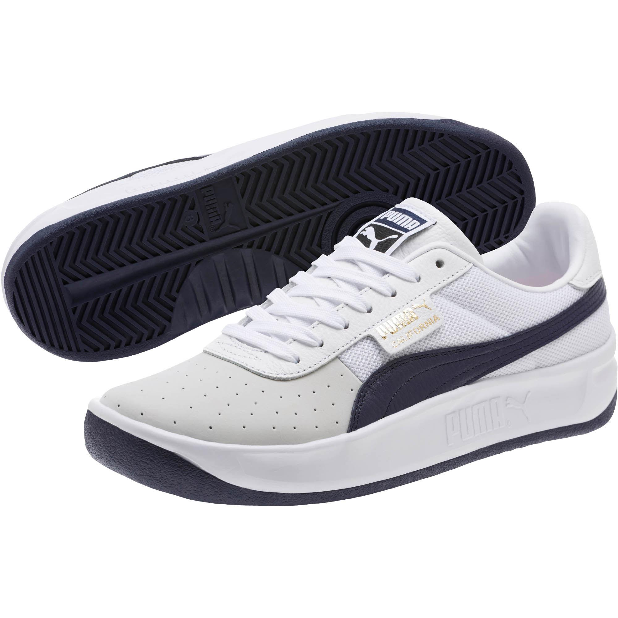 8450c678882b Lyst - PUMA California Casual Sneakers in White for Men