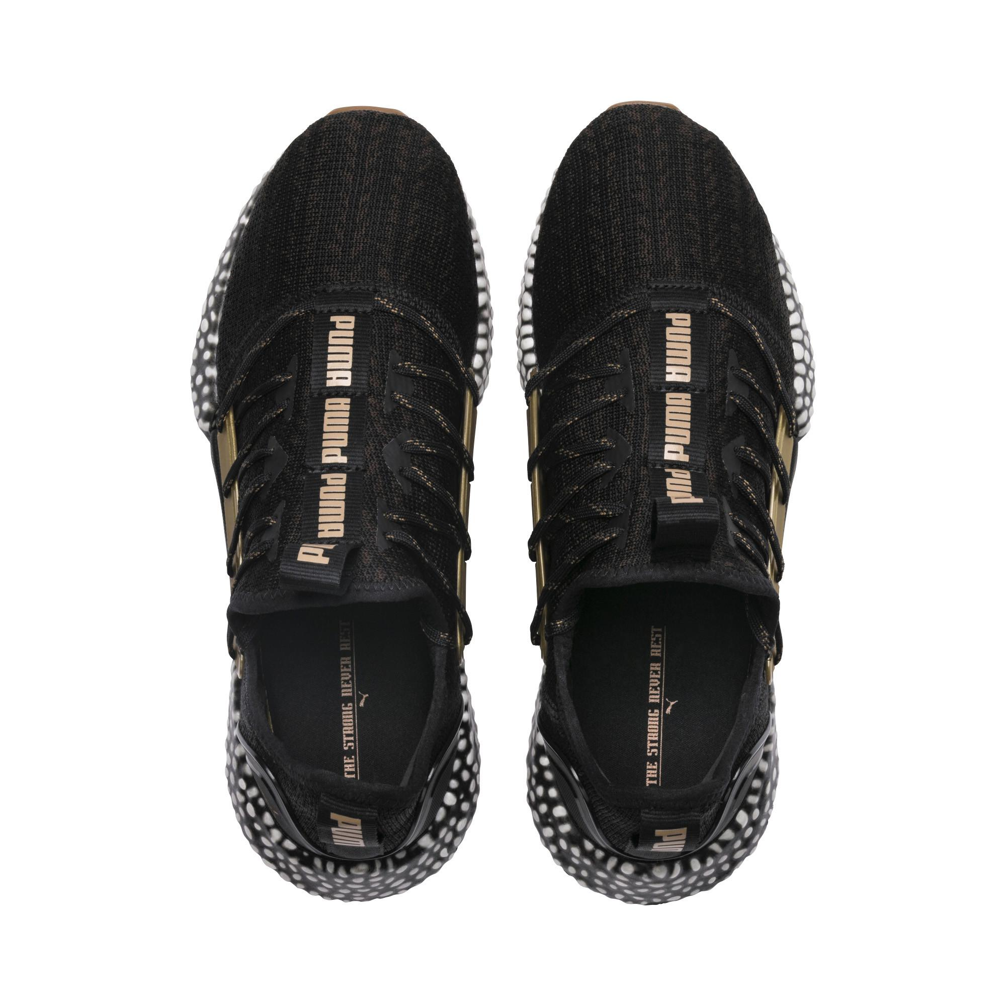f943c22f2fcfbb Lyst - PUMA Hybrid Rocket Desert Men s Running Shoes in Black