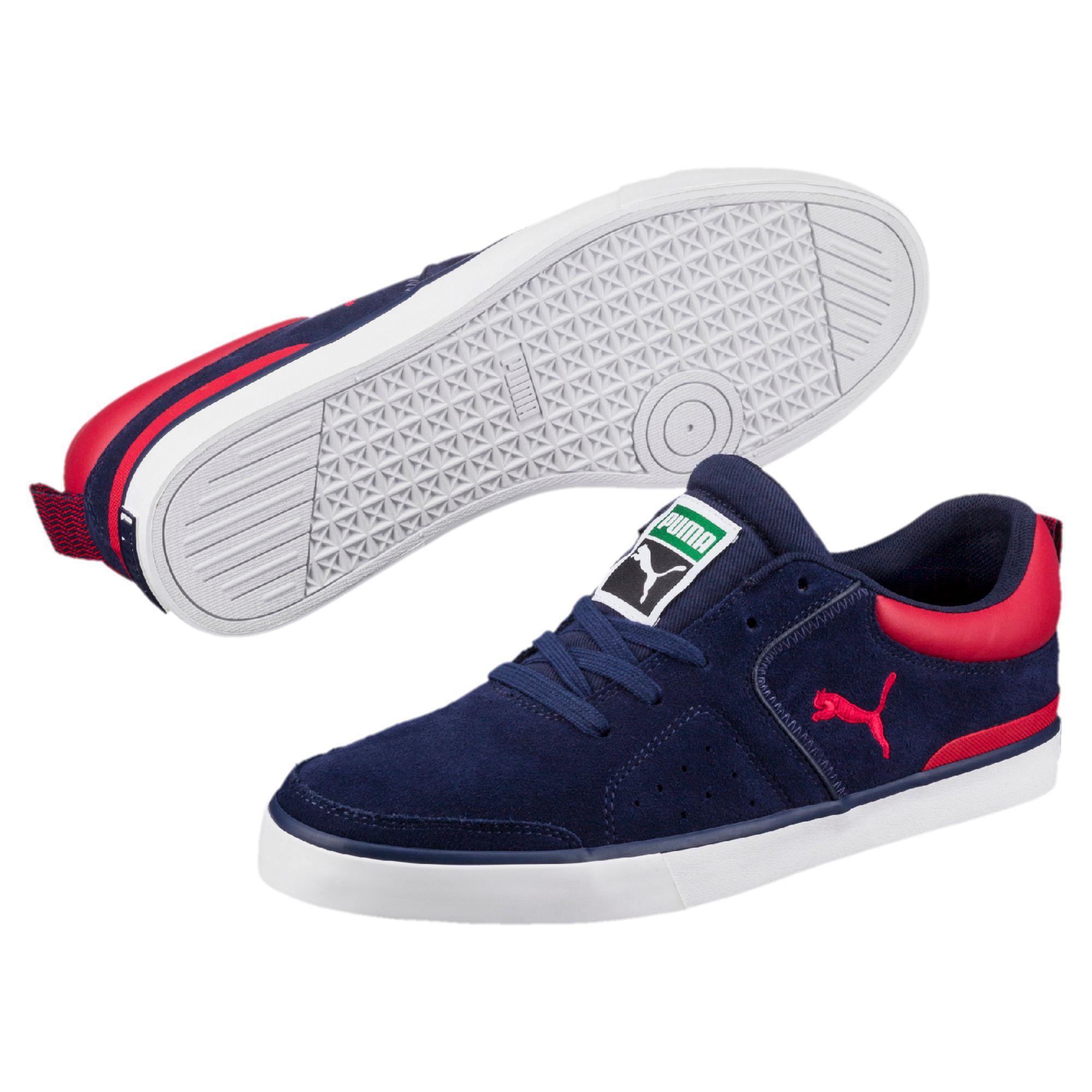 7cf966c64e0813 Lyst - PUMA Funist Slider Vulc Men s Shoes in Blue for Men