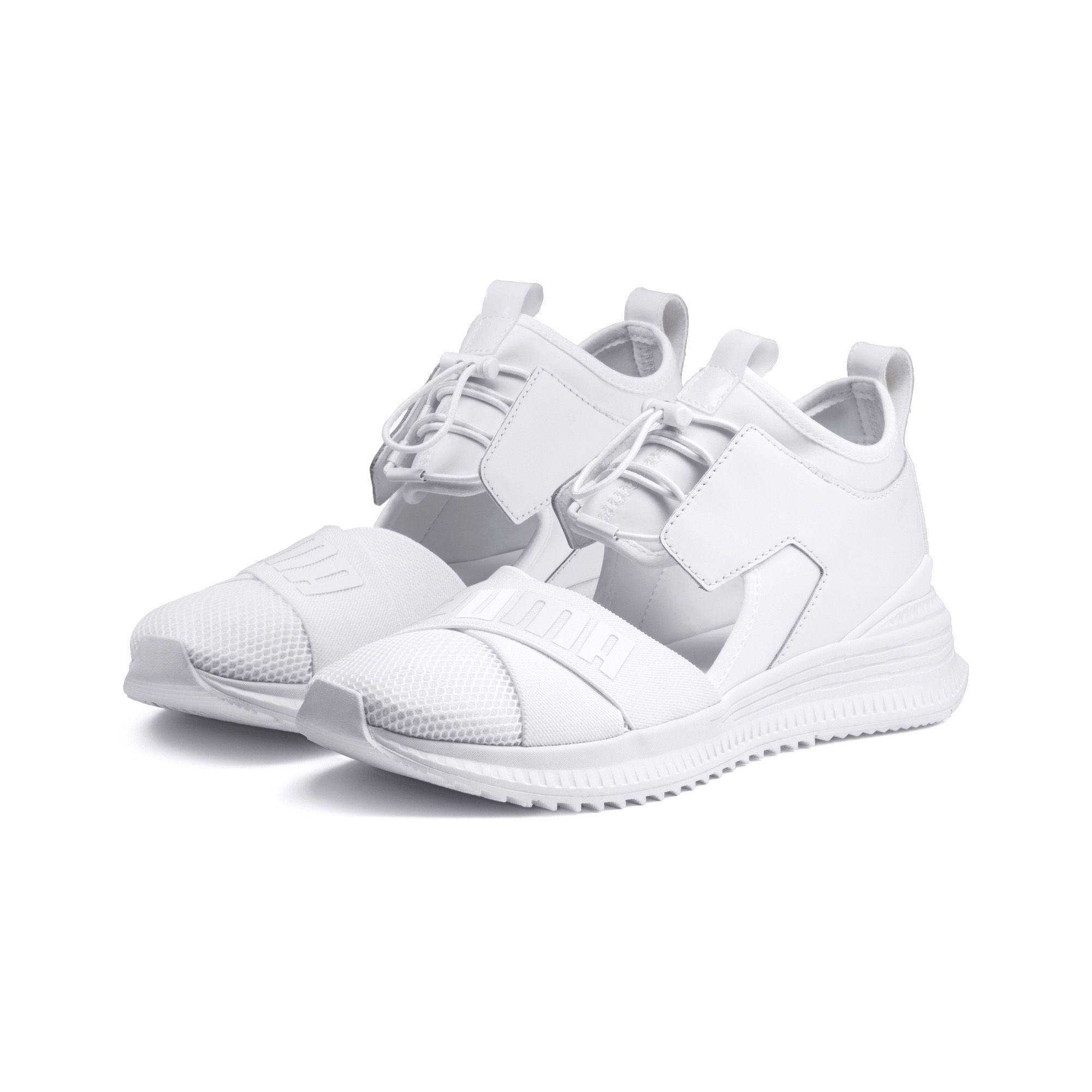 03ada8b6c7e PUMA Fenty Avid Unisex Sneakers in White - Lyst