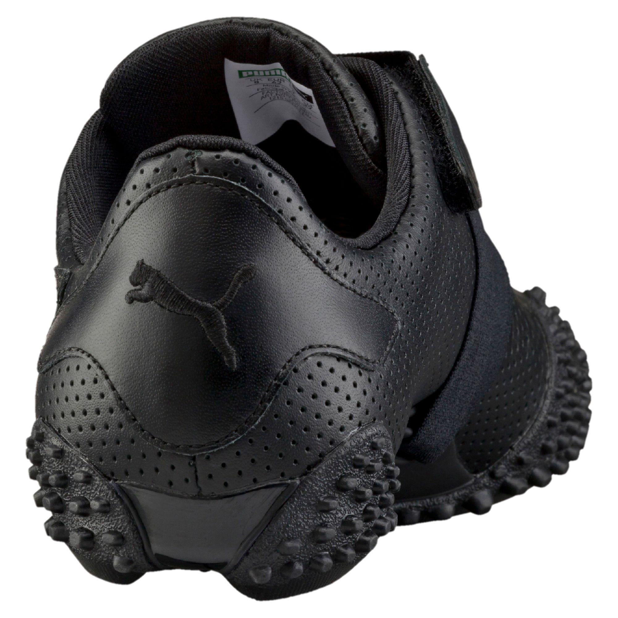 7c8651152ecf Lyst - PUMA Mostro Perf Leather in Black for Men