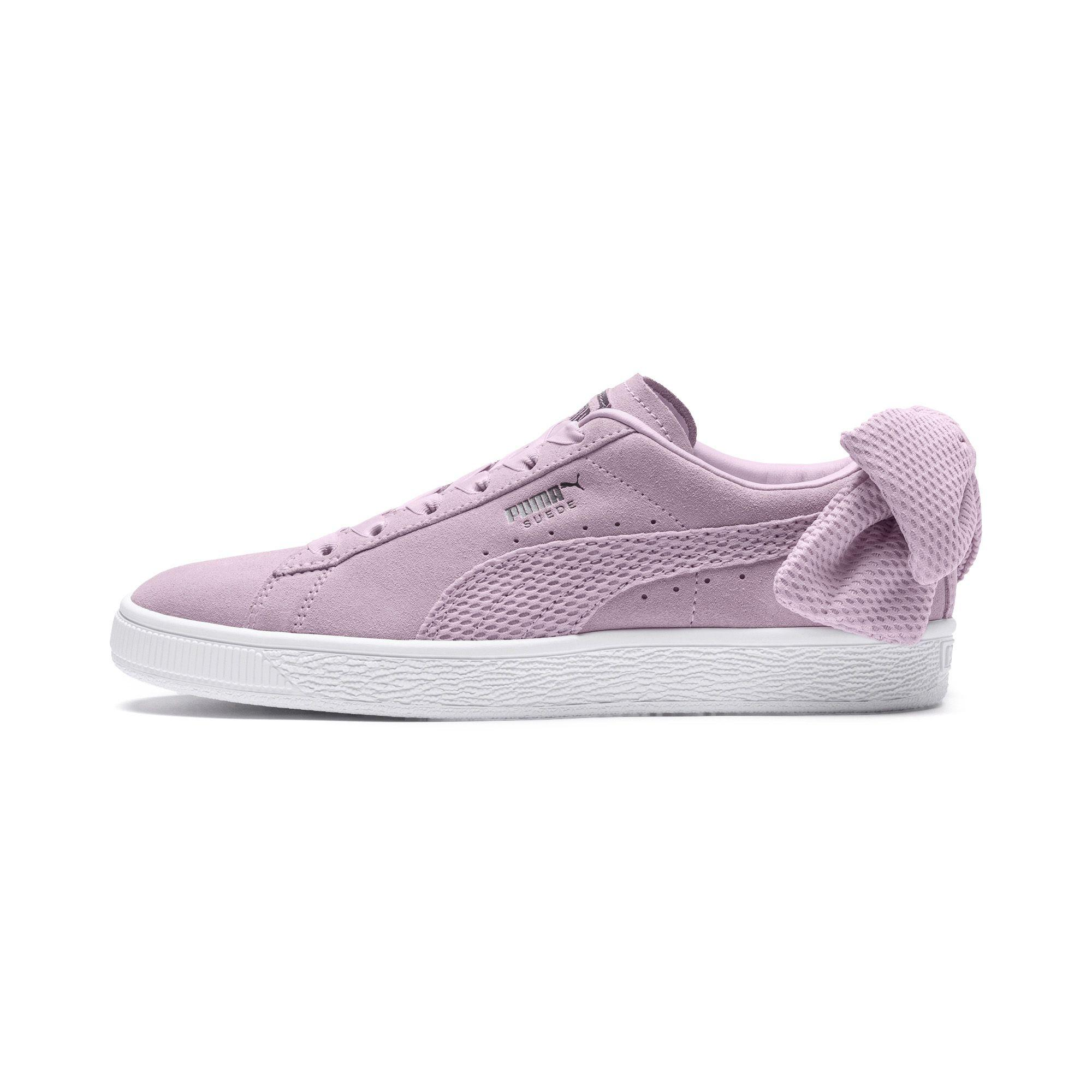 Lyst - PUMA Suede Bow Uprising Women s Sneakers - Save 10% b0dd88873