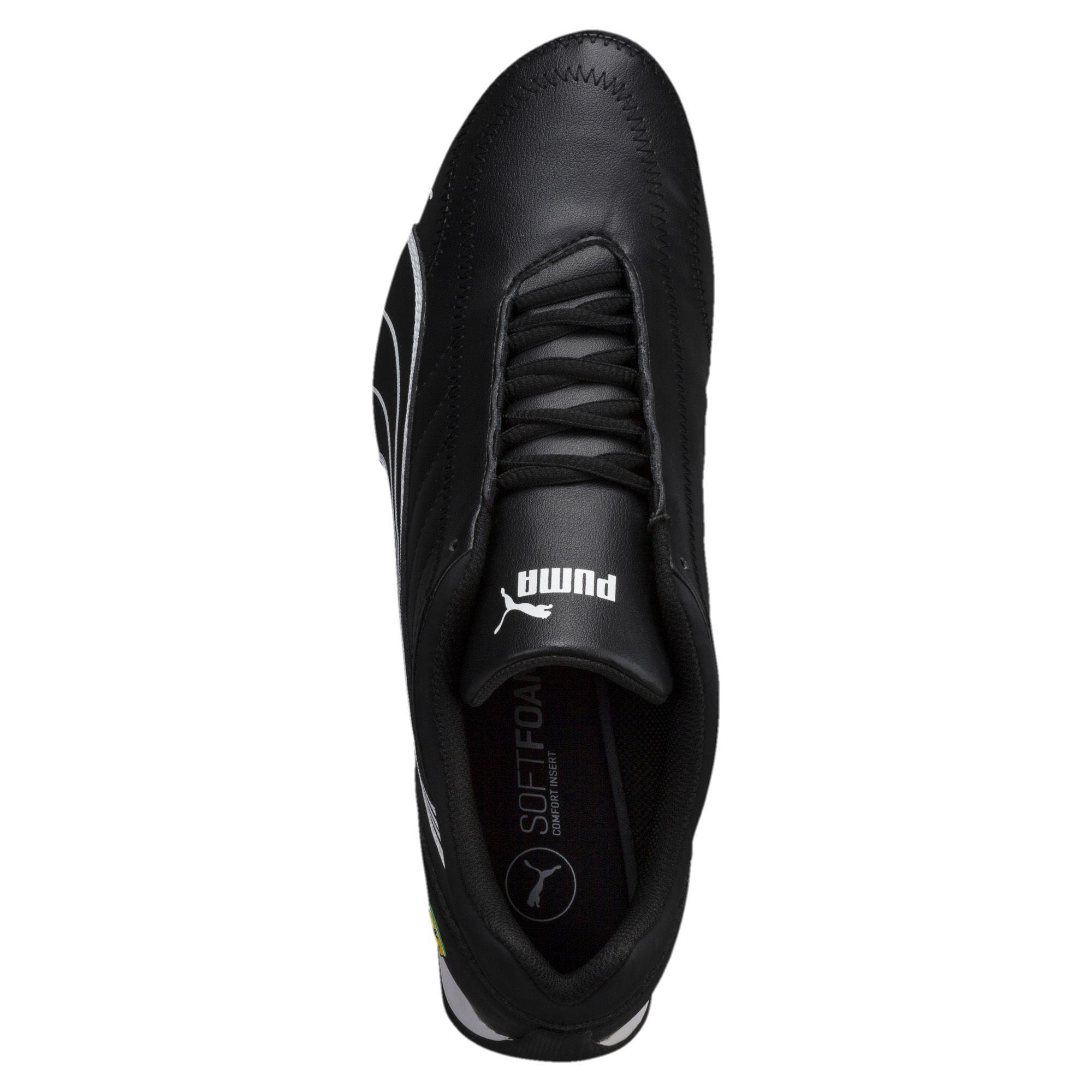 875b1e225e9 Lyst - PUMA Ferrari Future Cart Cat Men s Motorsport Shoes in Black ...