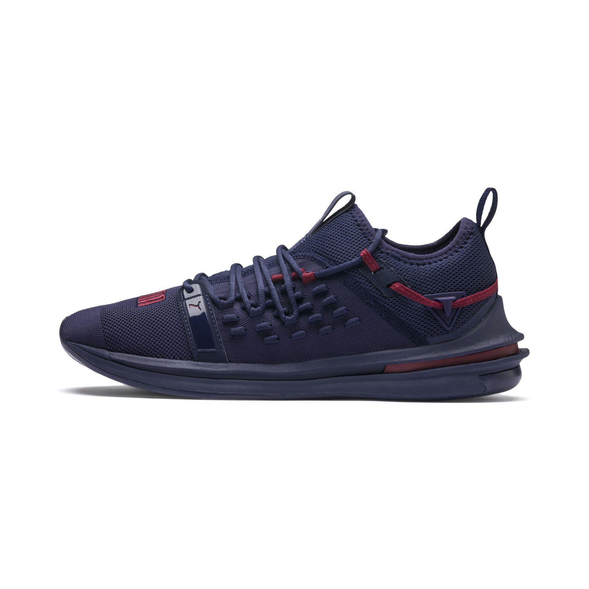 Lyst - PUMA Ignite Limitless Sr Fusefit Running Shoes in Blue for Men 869e4de95
