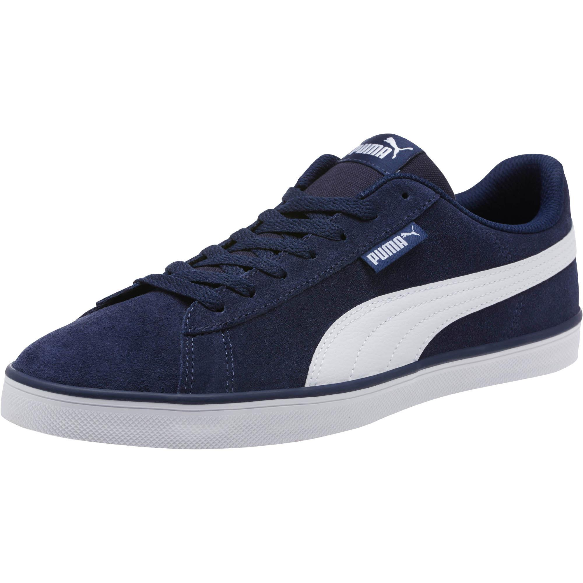 925b47aab7a1 Lyst - PUMA Urban Plus Suede Sneakers in Blue for Men - Save 36%