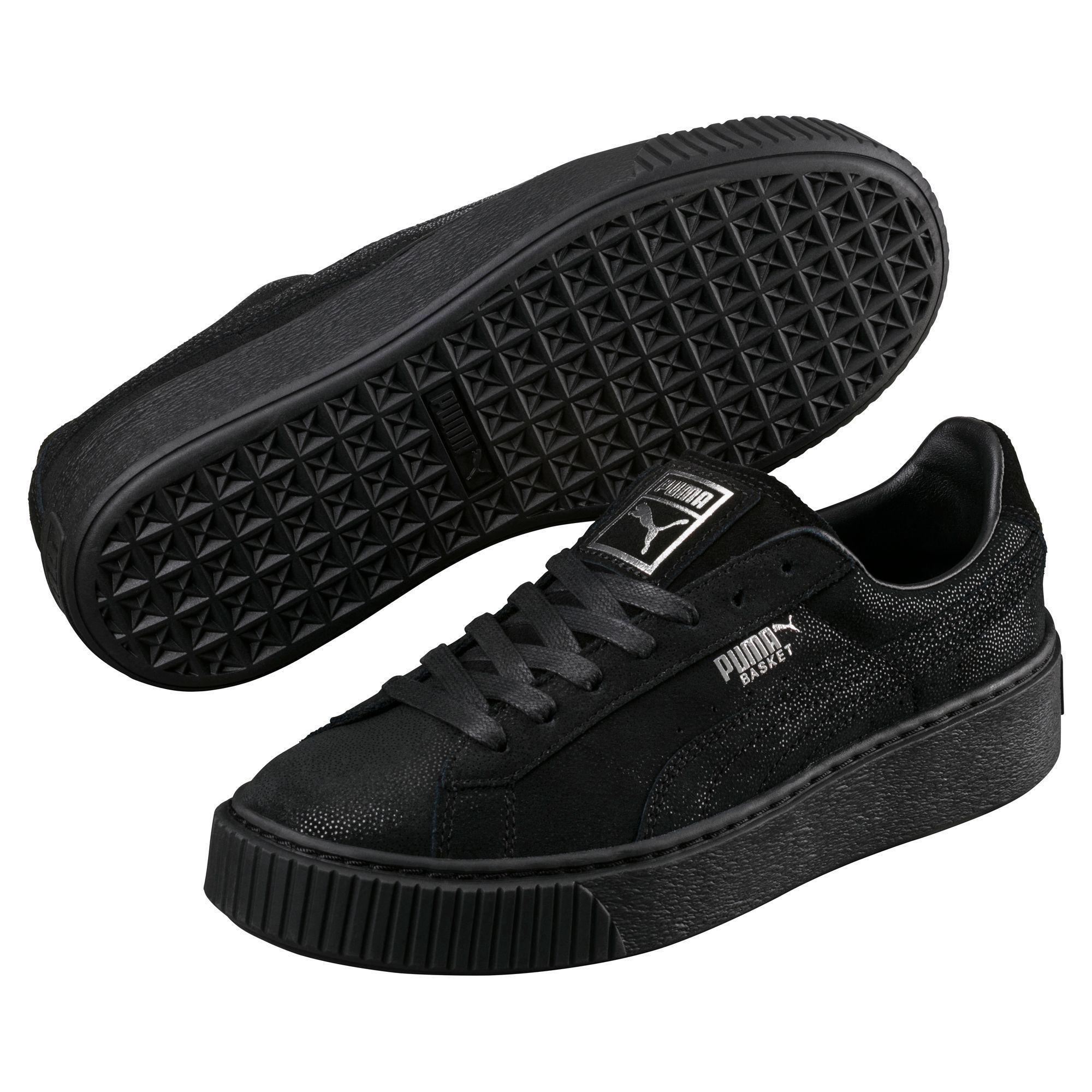 Reset Basket In Puma Women's Platform Sneakers Black Lyst wnPN0k8XO