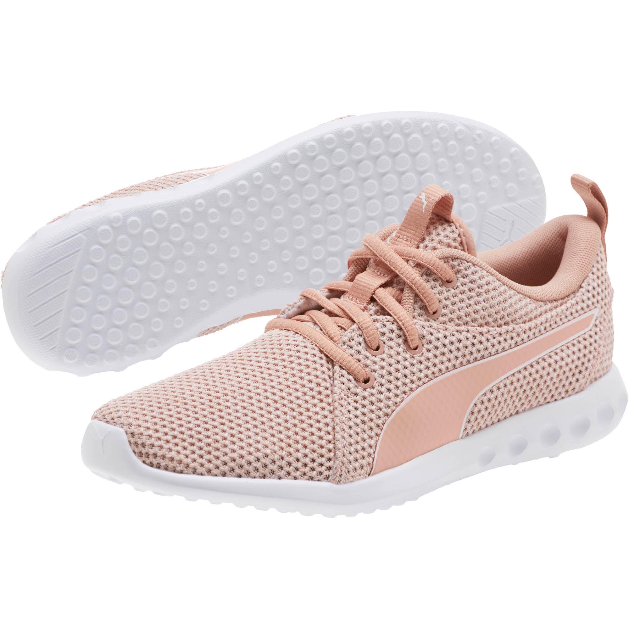 542c1e51566 PUMA - Pink Carson 2 Nature Knit Women s Running Shoes - Lyst. View  fullscreen
