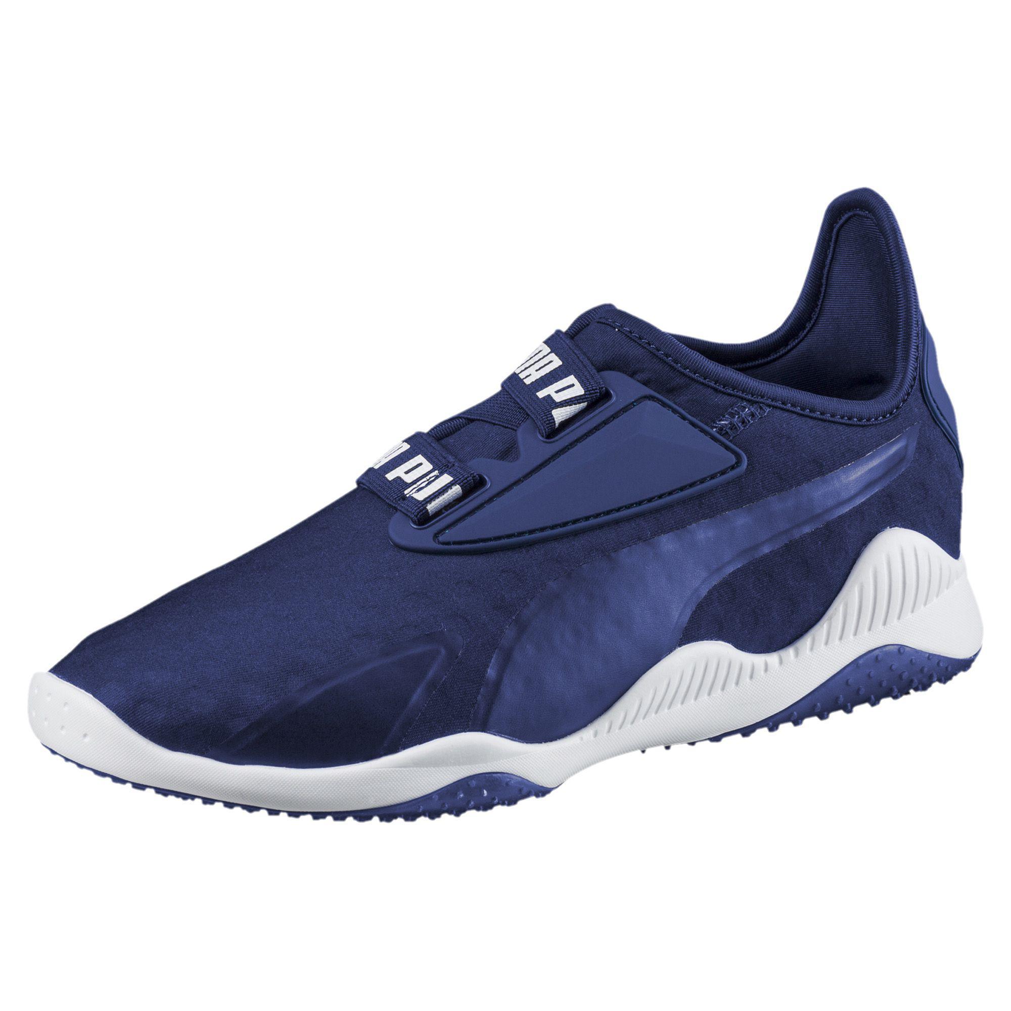 Puma MOSTRO CORE - Trainers - blue rPe4mHP