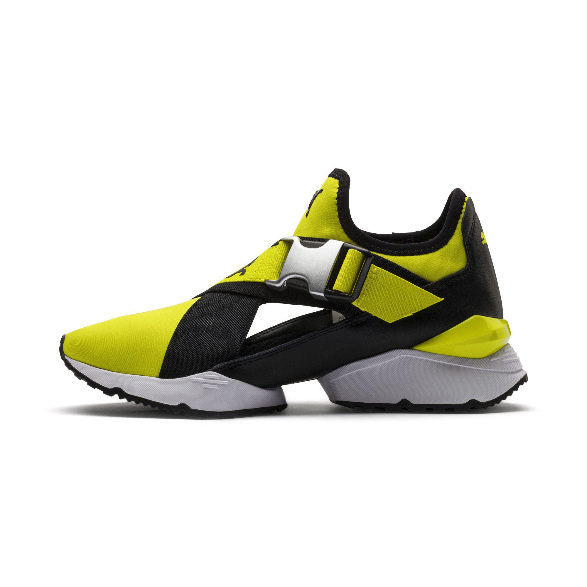 034694029b84 Lyst - PUMA Muse Cut-out Women s Sneakers