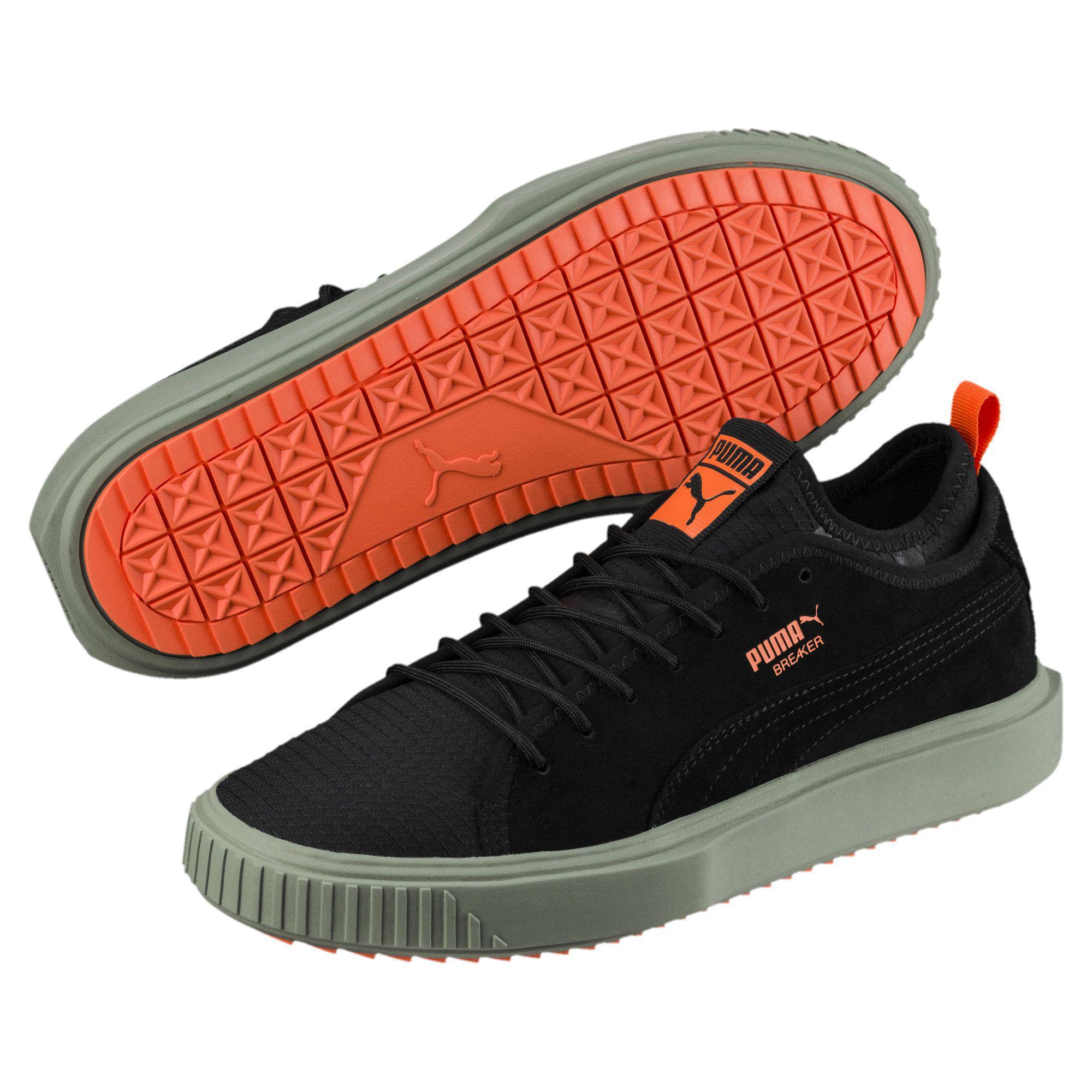 9bd24d40d67307 Lyst - PUMA Breaker Mesh Fight Or Flight Sneakers in Black for Men