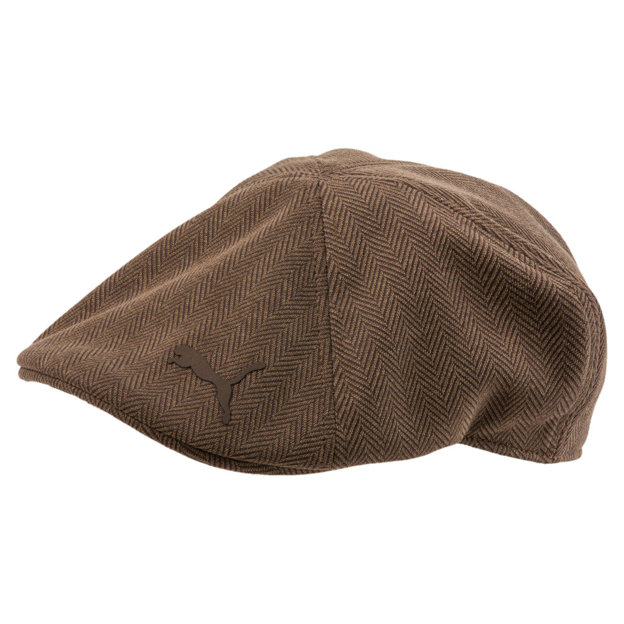fc58cdcbba4 Lyst - Puma Lifestyle Driver Hat in Brown for Men