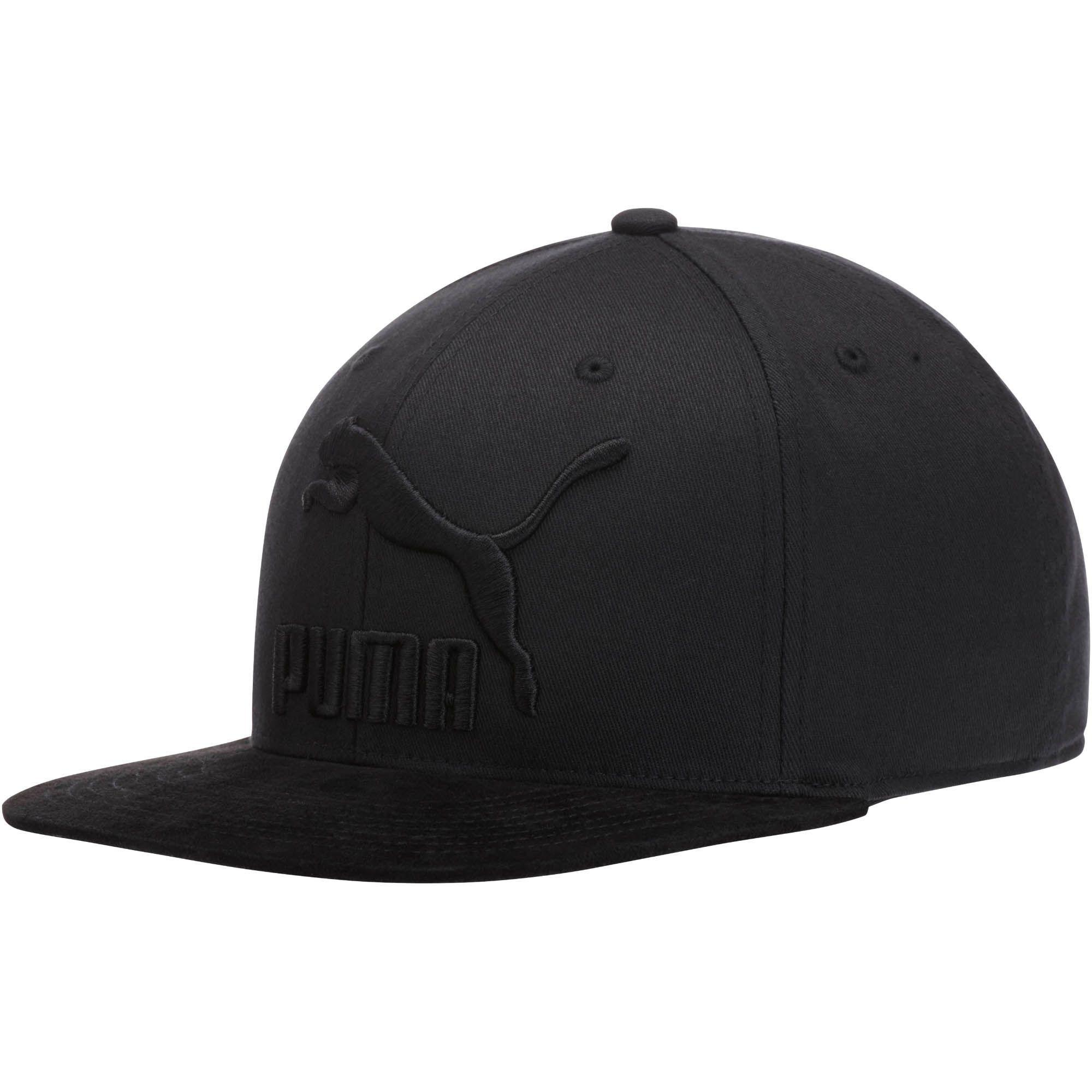 6e91fc01ffc0 Lyst - PUMA Suede 110 Snapback Hat in Black for Men