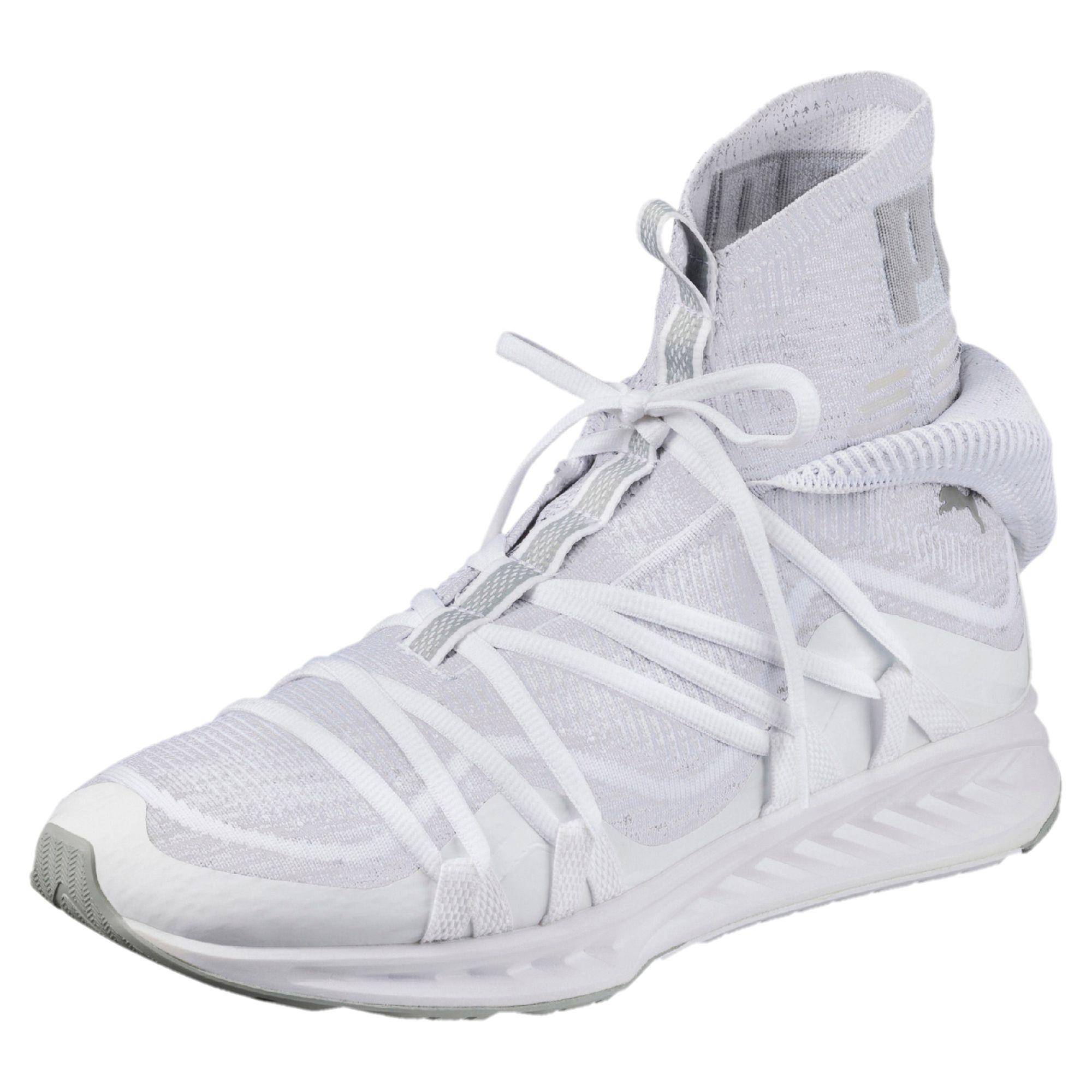 5c0225838ed6 Lyst - PUMA Ignite Evoknit Fold Men s Training Shoes in White for Men