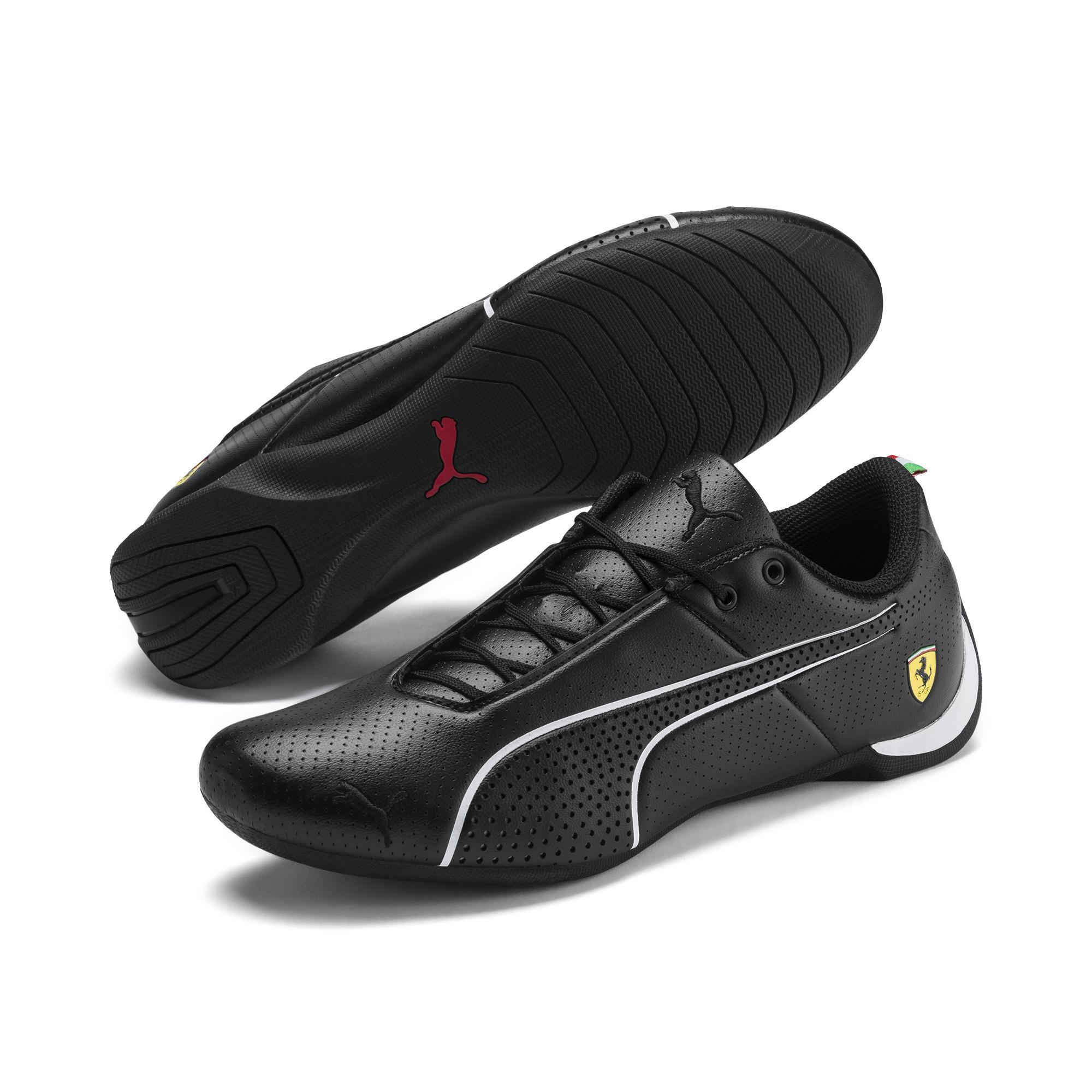 172d8299a73e PUMA - Black Scuderia Ferrari Future Cat Ultra Sneakers for Men - Lyst.  View fullscreen