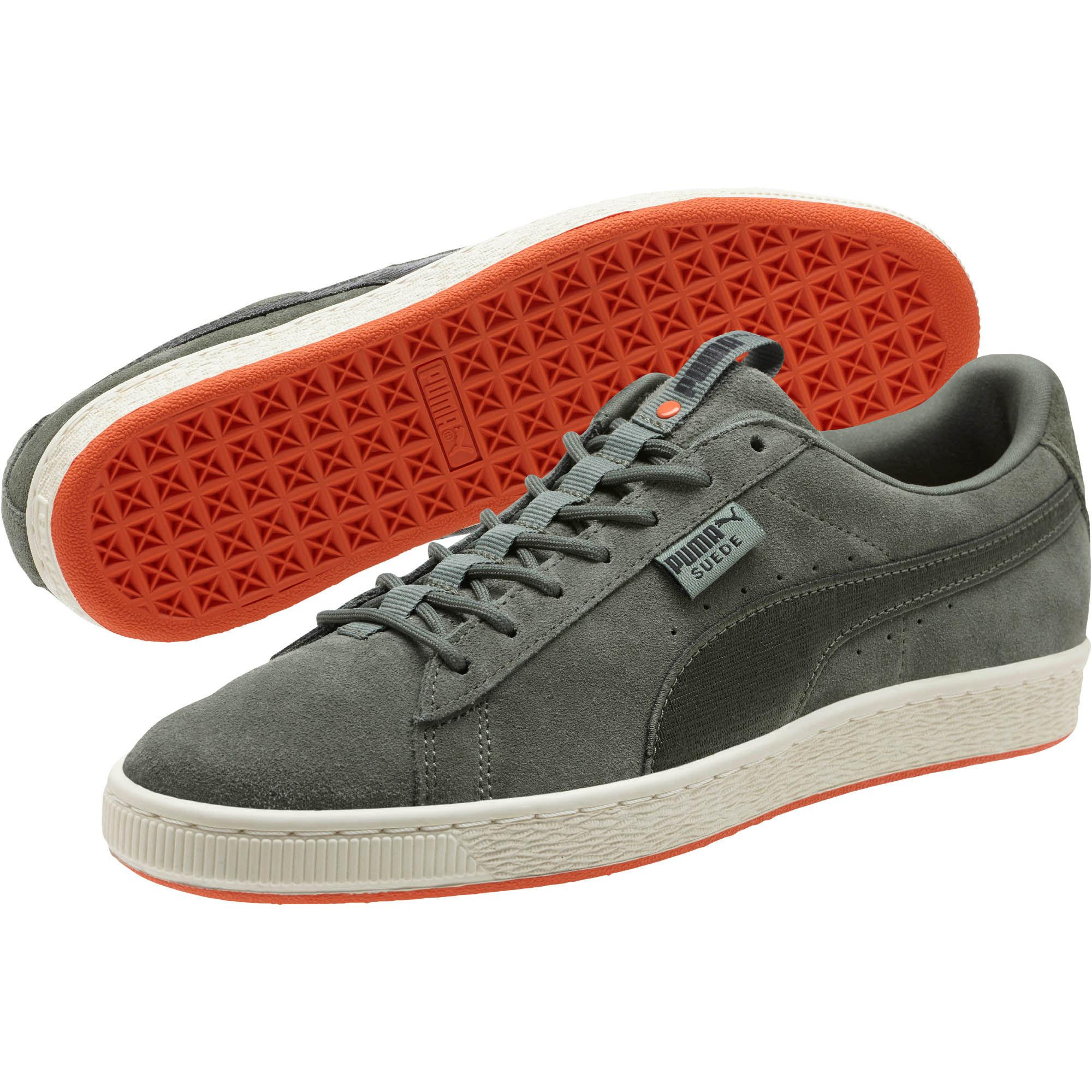 29cd307d3bf461 Lyst - PUMA Suede Classic Fof in Black for Men - Save 33%