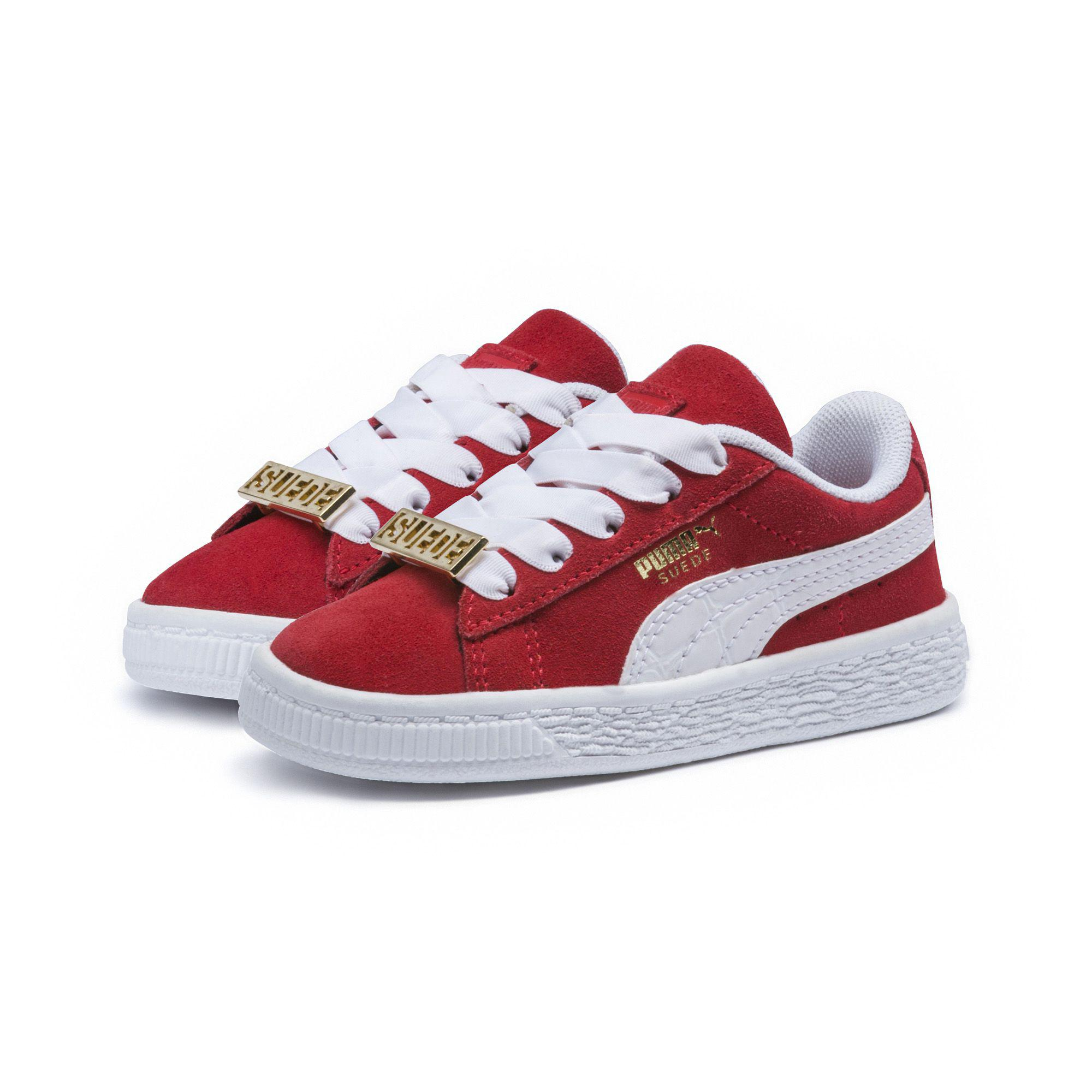 c59dfed7e88207 Lyst - PUMA Suede Classic B-boy Fabulous Baby Sneakers in Red for Men