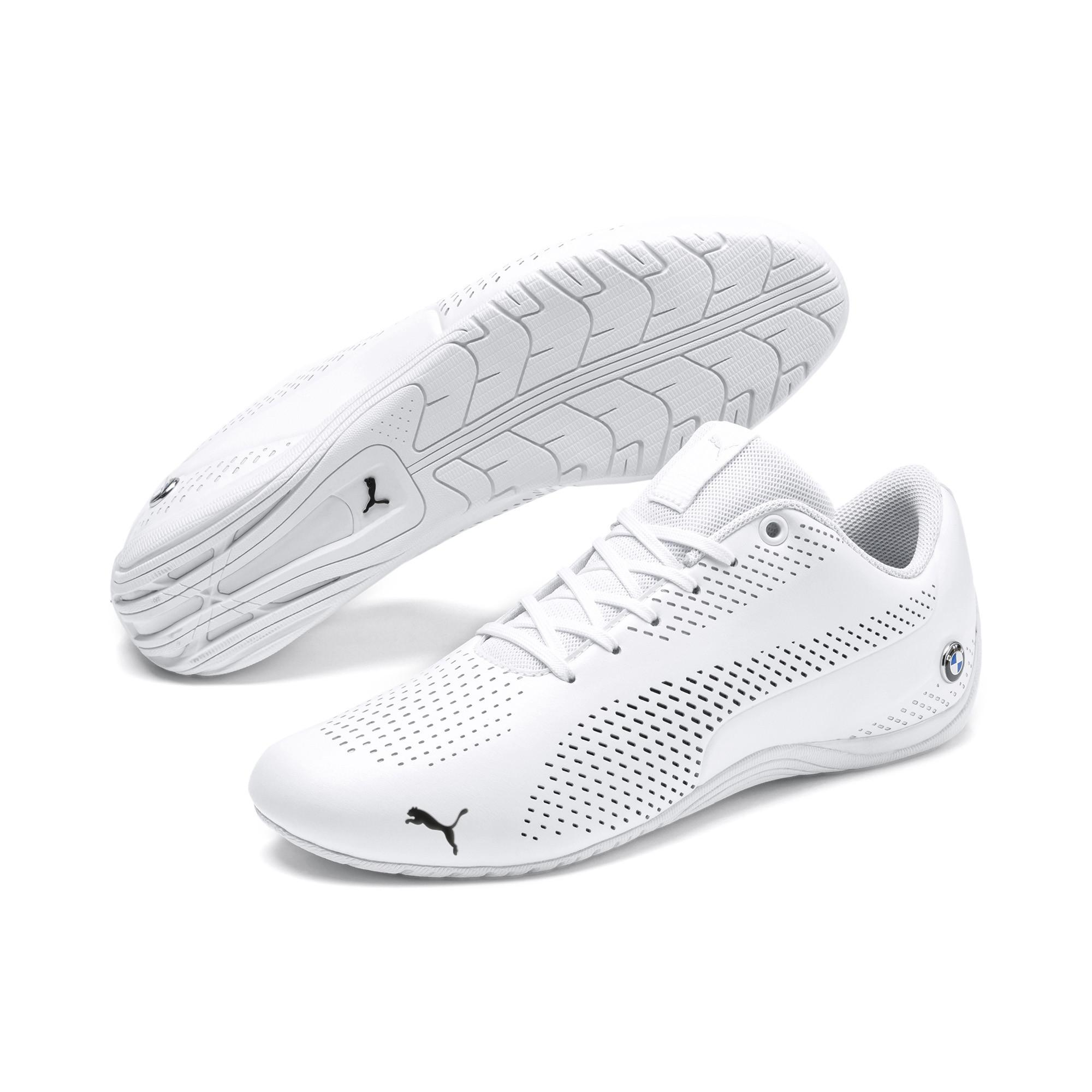 a2f15a9236a PUMA - White Bmw Mms Drift Cat 5 Ultra Ii Men s Sneakers for Men - Lyst.  View fullscreen