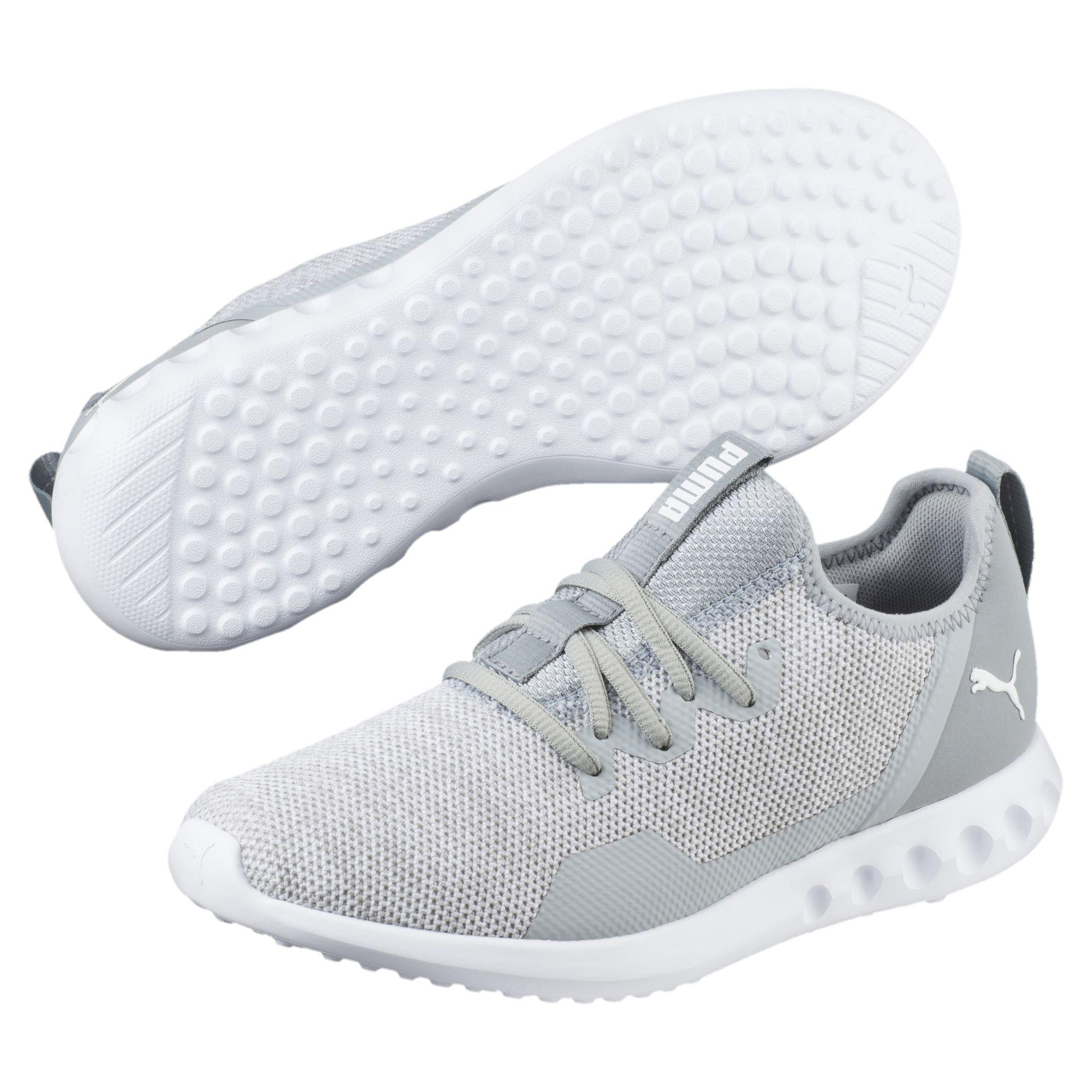 6e4d0332612 Lyst - PUMA Carson 2 X Knit Women s Running Shoes in White