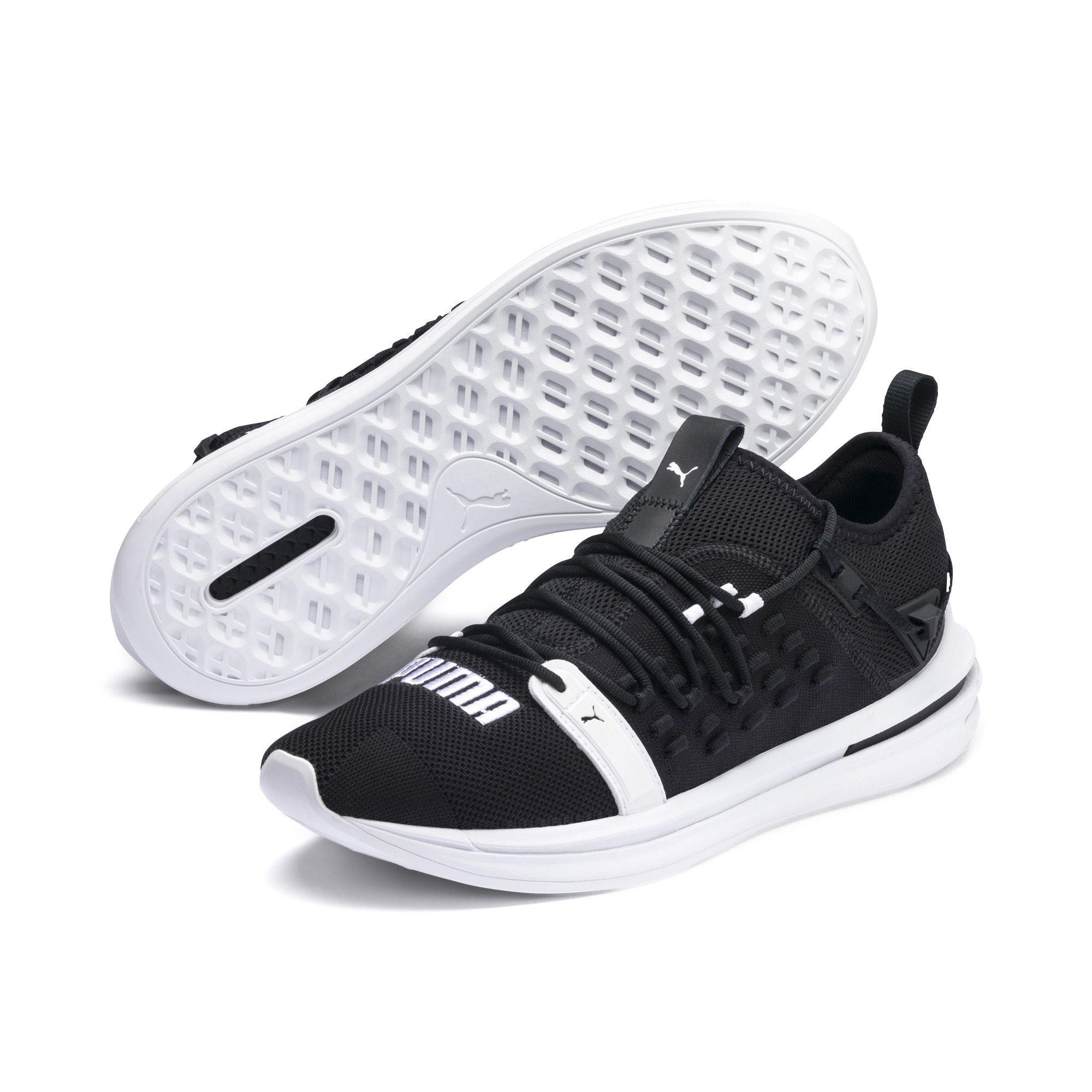PUMA - Black Ignite Limitless Sr Fusefit Running Shoes for Men - Lyst. View  fullscreen d3cdce59b