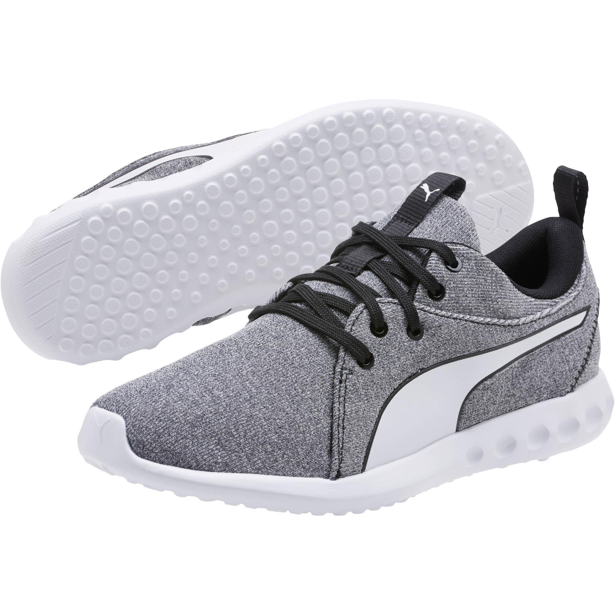 3a7367c6a5e Lyst - PUMA Carson 2 Nautical Women s Running Shoes in Black