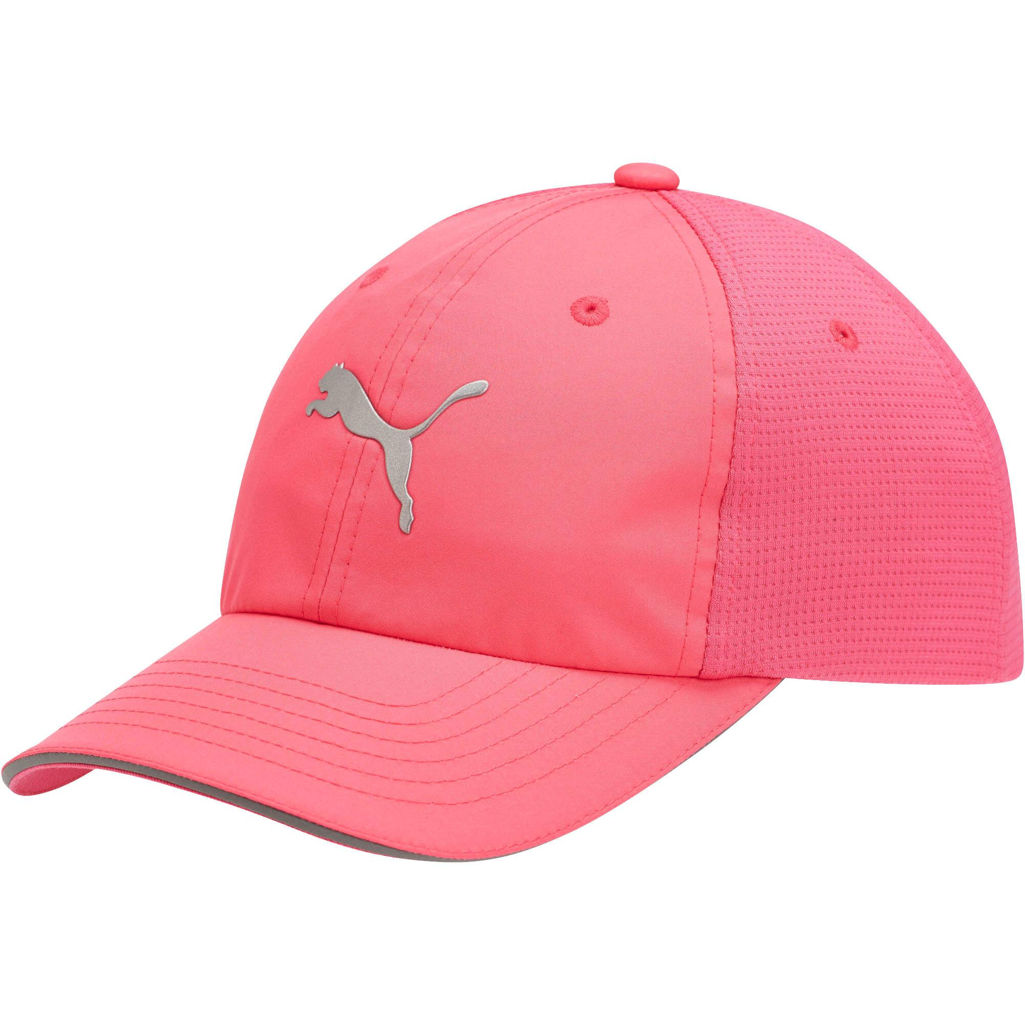 6705b52f PUMA Mesh Running Hat in Pink - Lyst