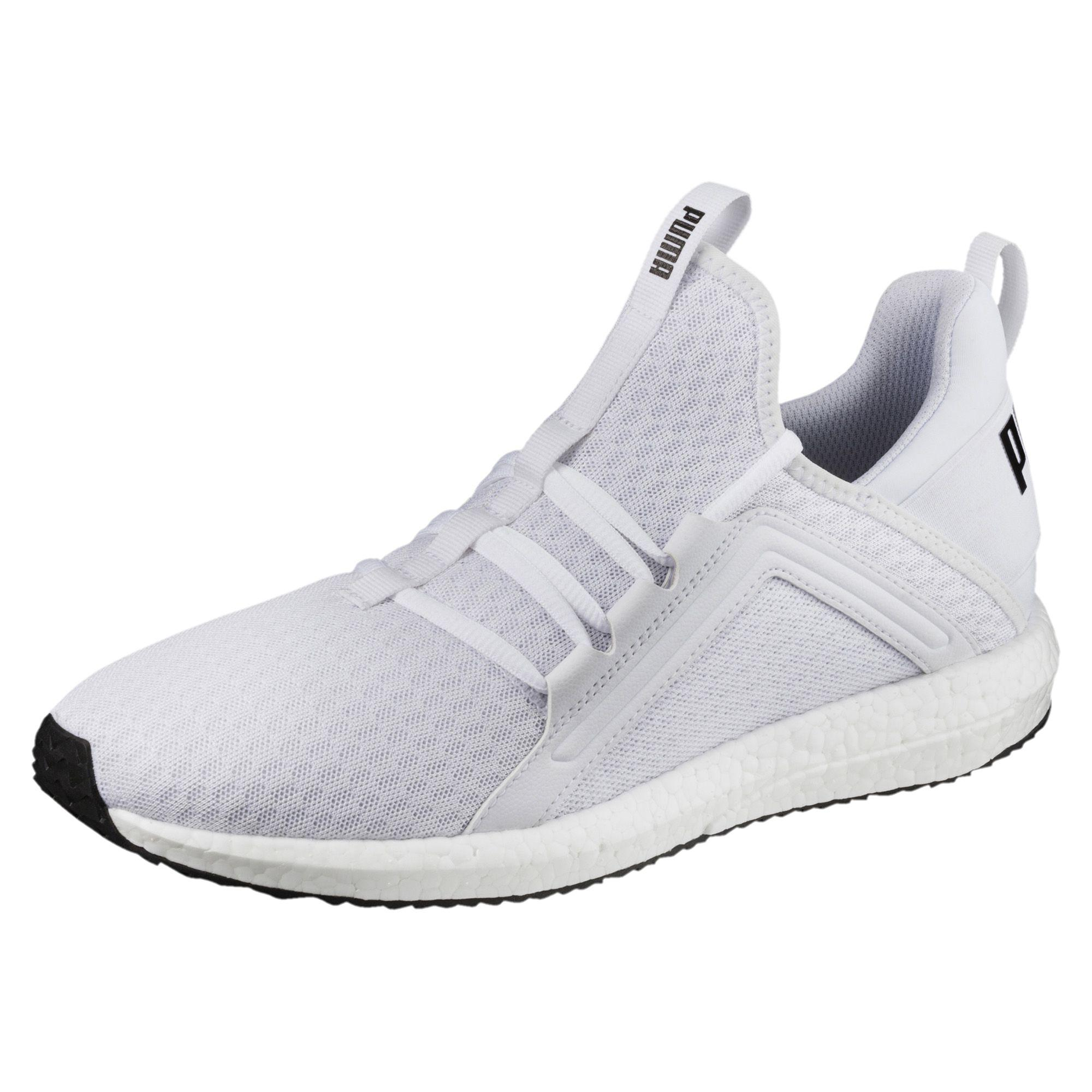 Lyst - Puma Mega Nrgy Men s Trainers in White for Men cd9a76881
