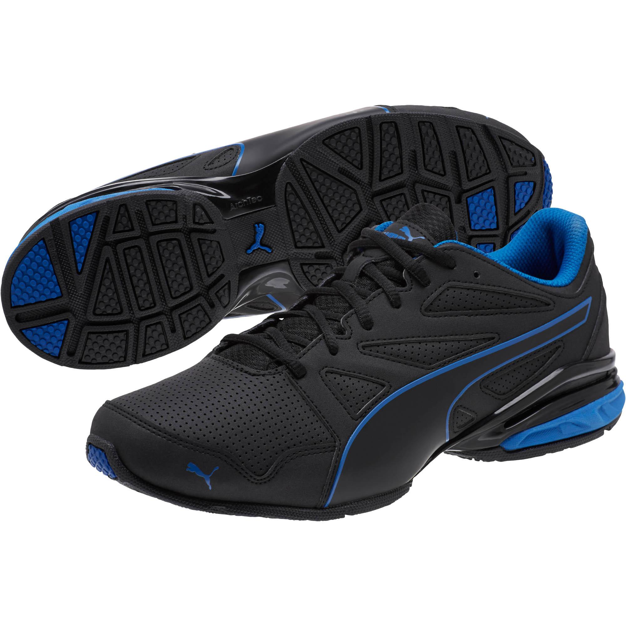 345d52776015af PUMA - Black Tazon Modern Sl Fm Men s Running Shoes for Men - Lyst. View  fullscreen