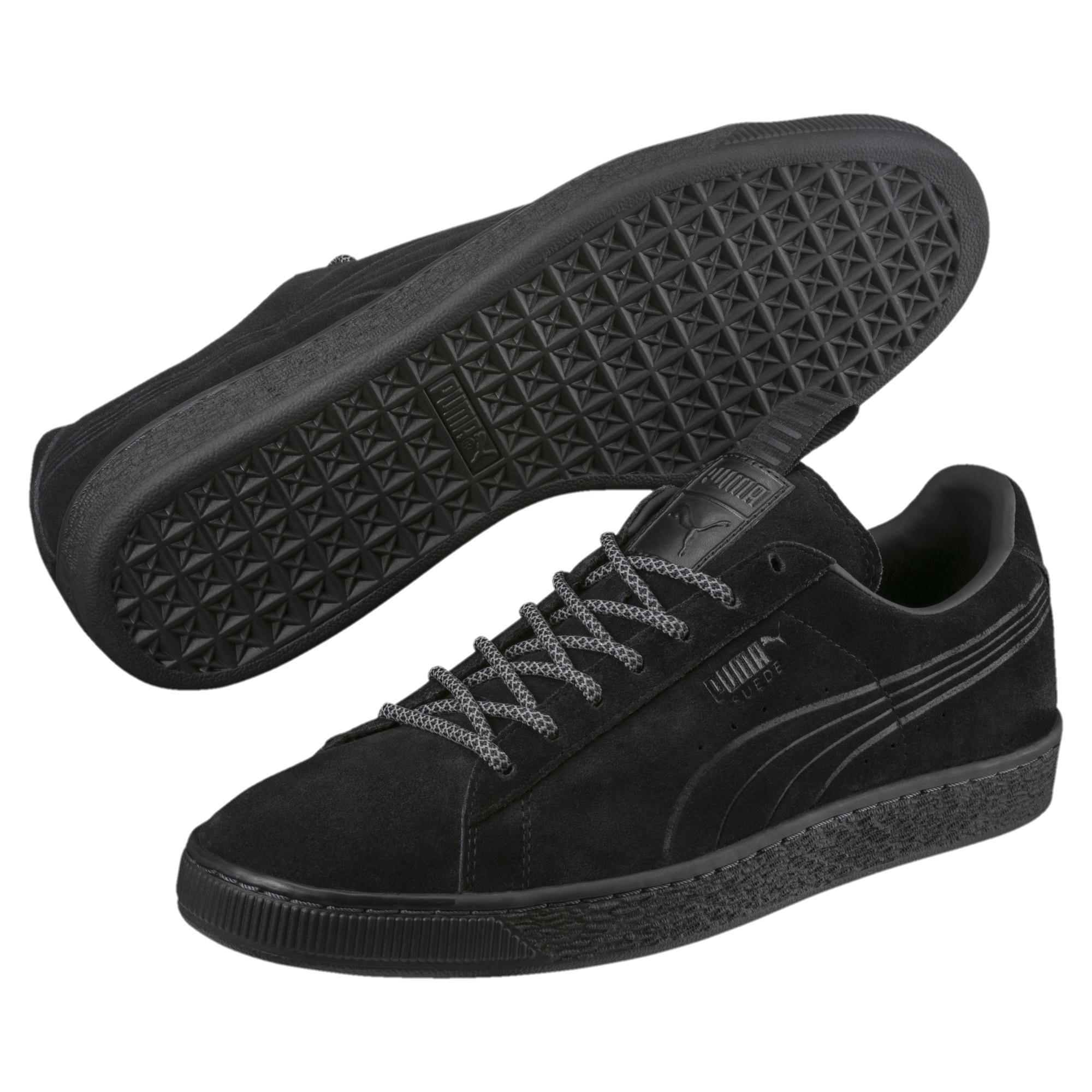 quality design abc33 df0f3 PUMA Bmw M Motorsport Suede Men s Sneakers in Black for Men - Lyst