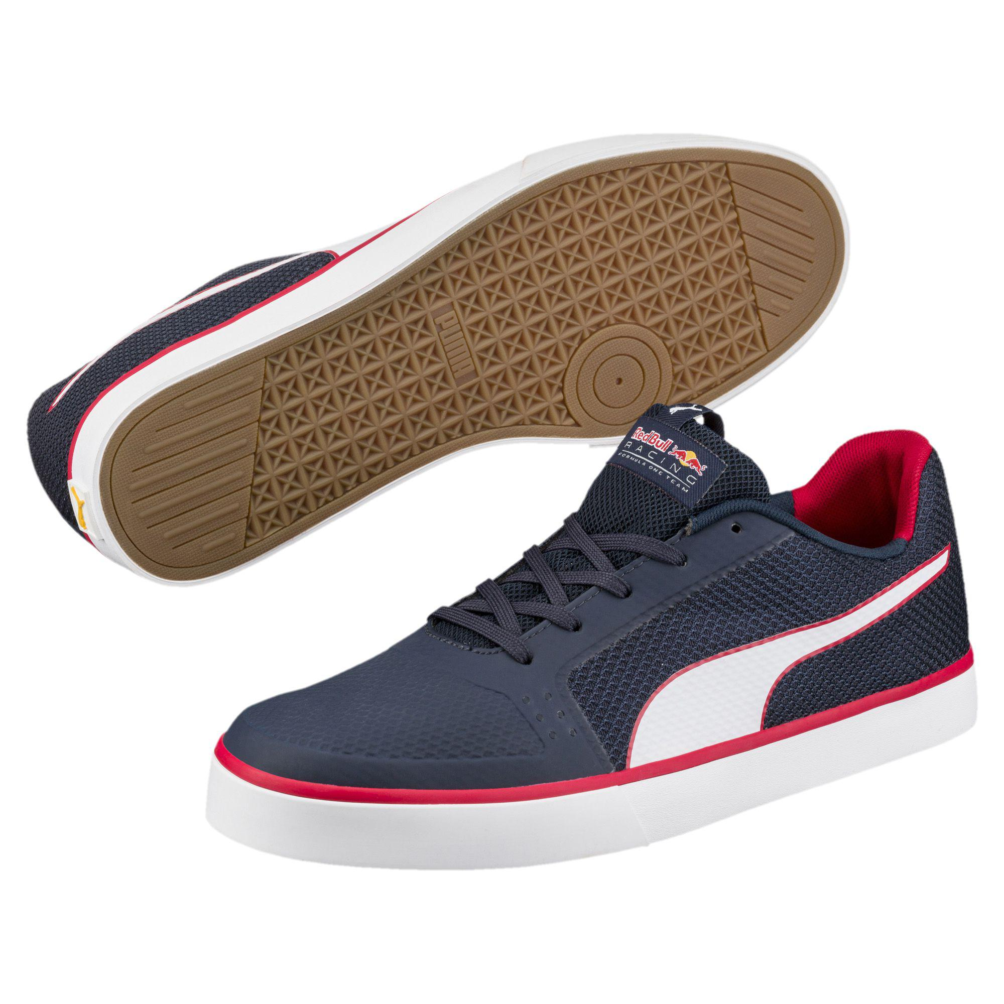 Men Puma Men's for Wings Racing Red Blue Lyst Vulc Shoes in