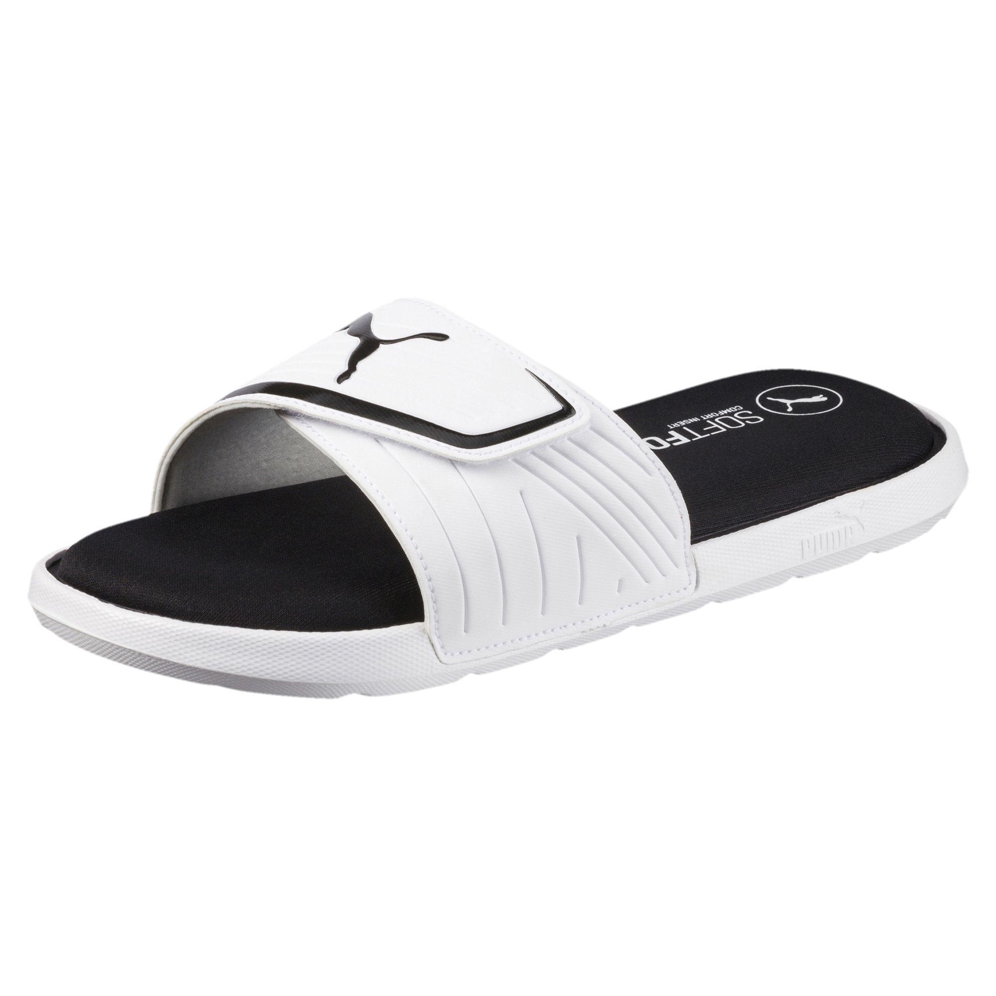 7b84abeb8fb44 Lyst - PUMA Starcat Softfoam Men s Sandals in White for Men